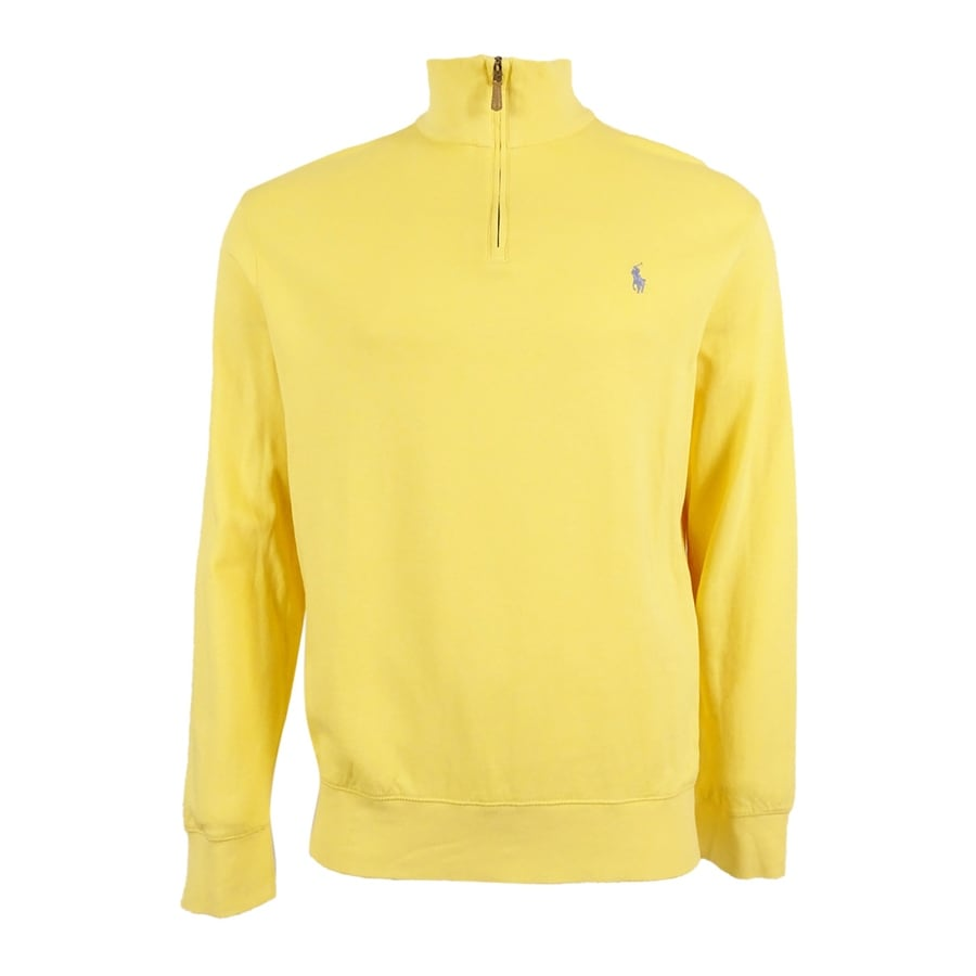 Shop Polo Ralph Lauren Men s Half-Zip Pullover - Free Shipping On Orders  Over  45 - Overstock.com - 19268148 efa51d911e