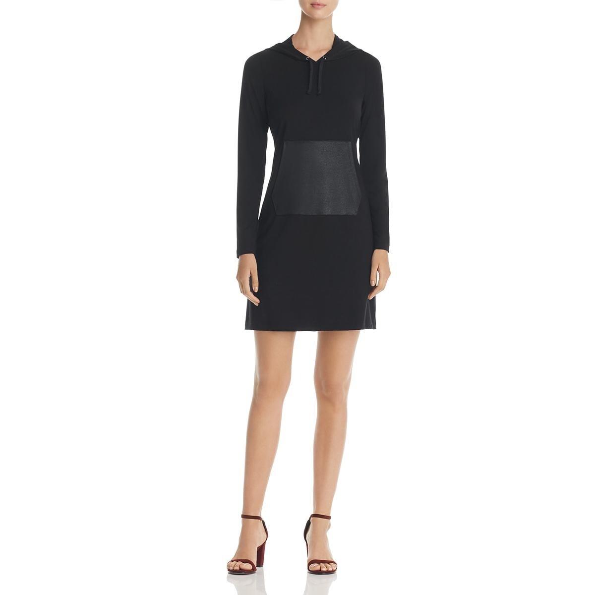 Shop Robert Michaels Womens T Shirt Dress Long Sleeve Mini Free