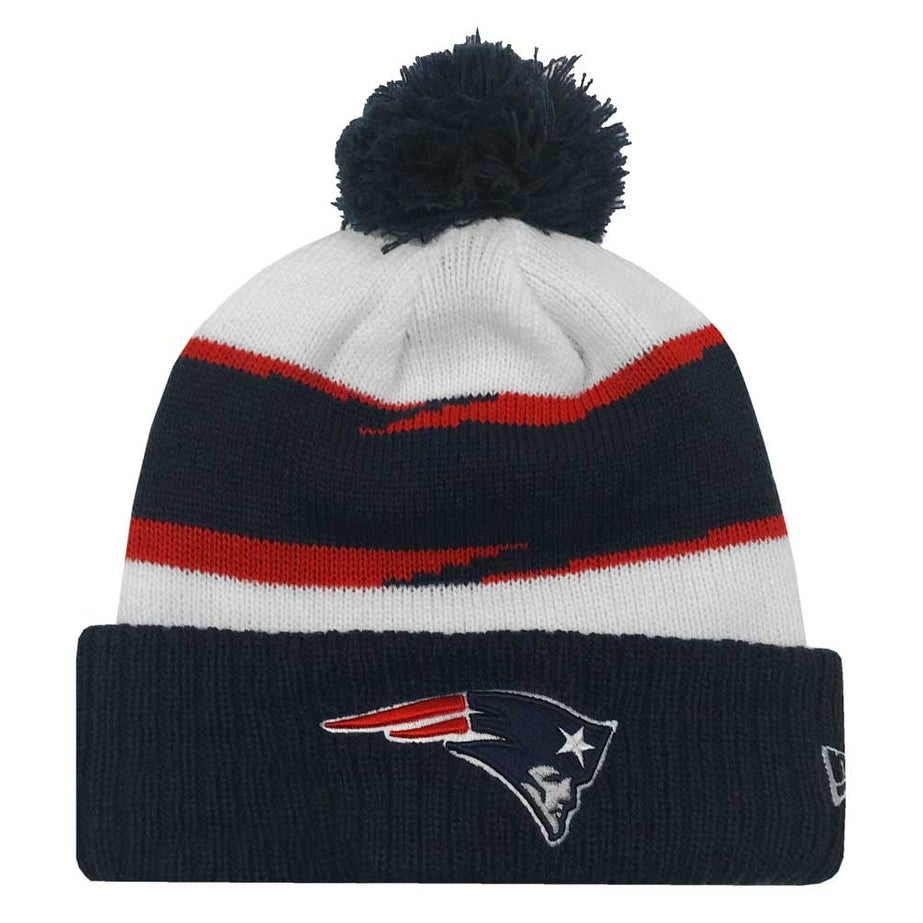 Shop New Era 2018 NFL New England Patriots Thanksgiving Stocking Knit Hat  Beanie POM - Free Shipping On Orders Over  45 - Overstock - 25482343 3aafacf75