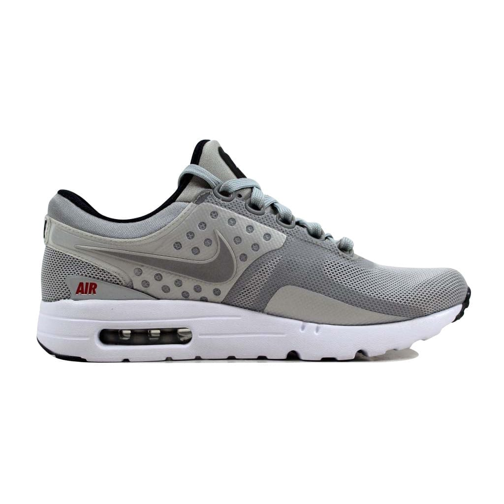 8c3de1e88e Shop Nike Men's Air Max Zero QS Metallic Silver789695-002 - Free Shipping  Today - Overstock - 22340385