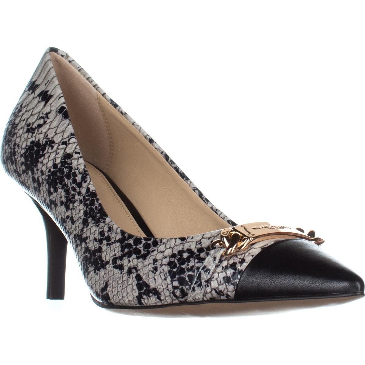 09032c11fa2 Shop Coach Womens Bowery Pointed Toe Classic Pumps - Free Shipping Today -  Overstock - 14527279