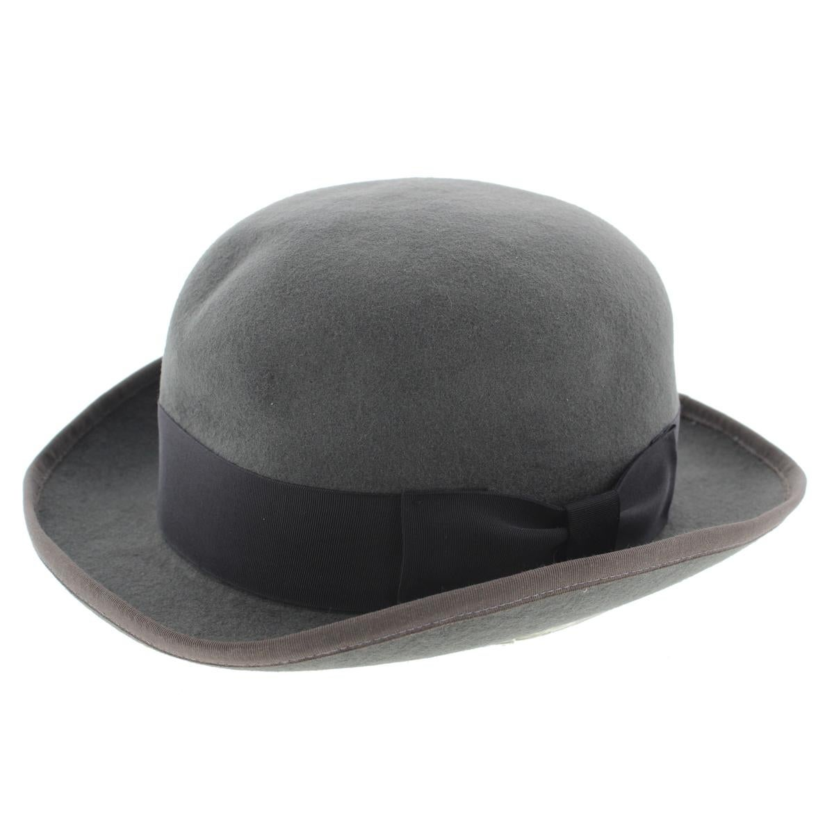 22a349733ba31 Shop Hats in the Belfry Mens Tammany Derby Hat Wool Banded - Ships To  Canada - Overstock - 13125752