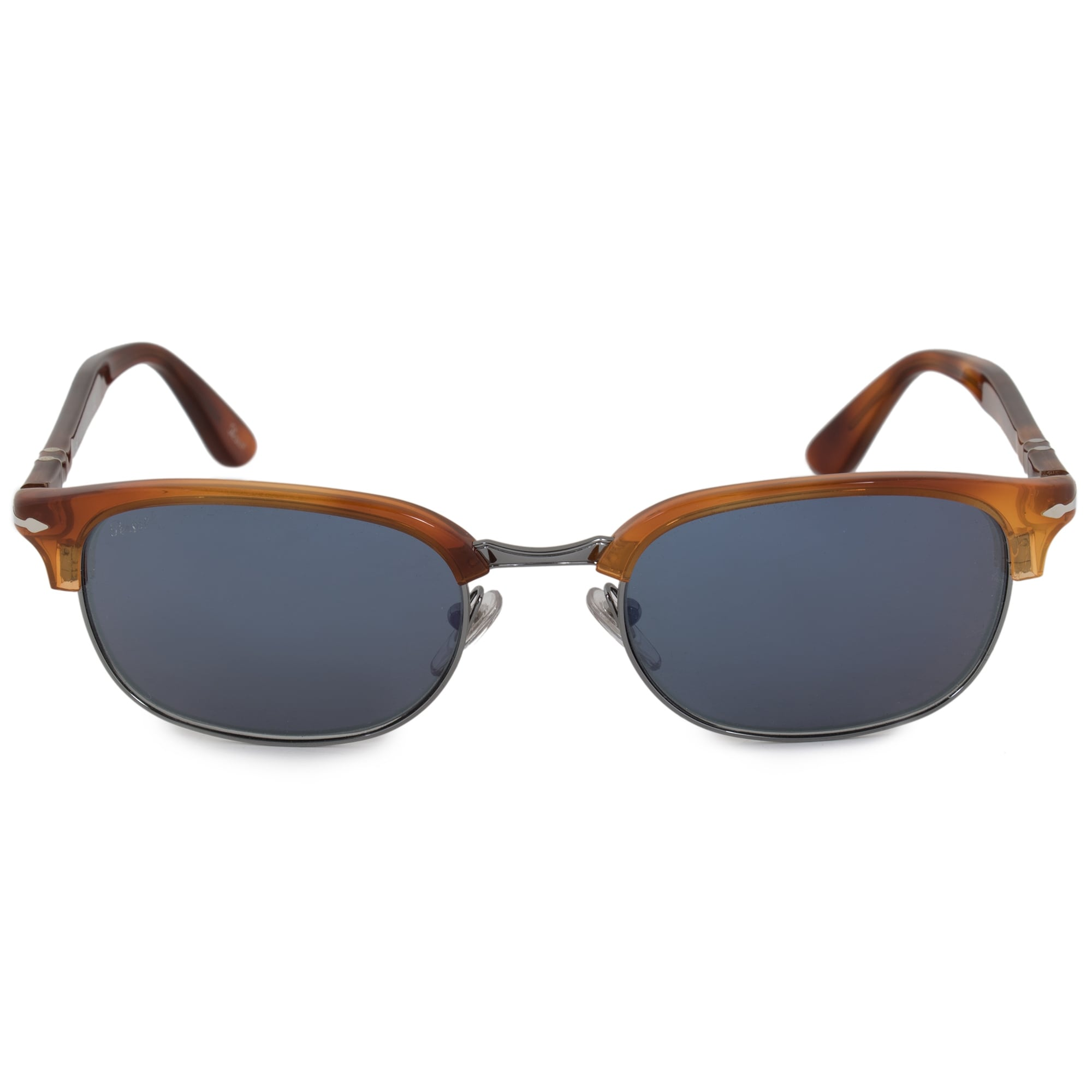 7f22dfbc15 Shop Persol Rectangle Sunglasses PO8139S 96 56 52