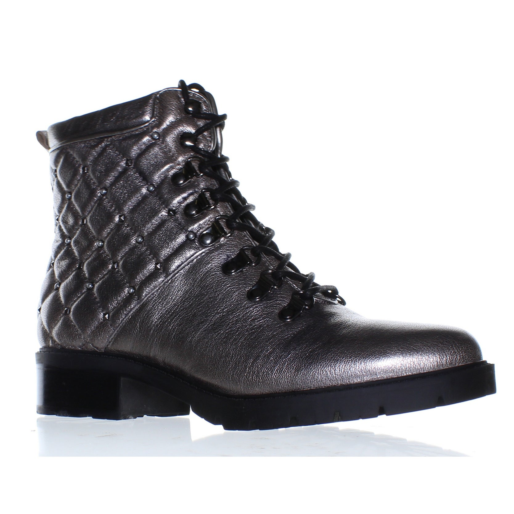 53207ed6c19 Shop Marc Fisher Womens Lanzia Pewter Fashion Boots Size 9 - Free ...