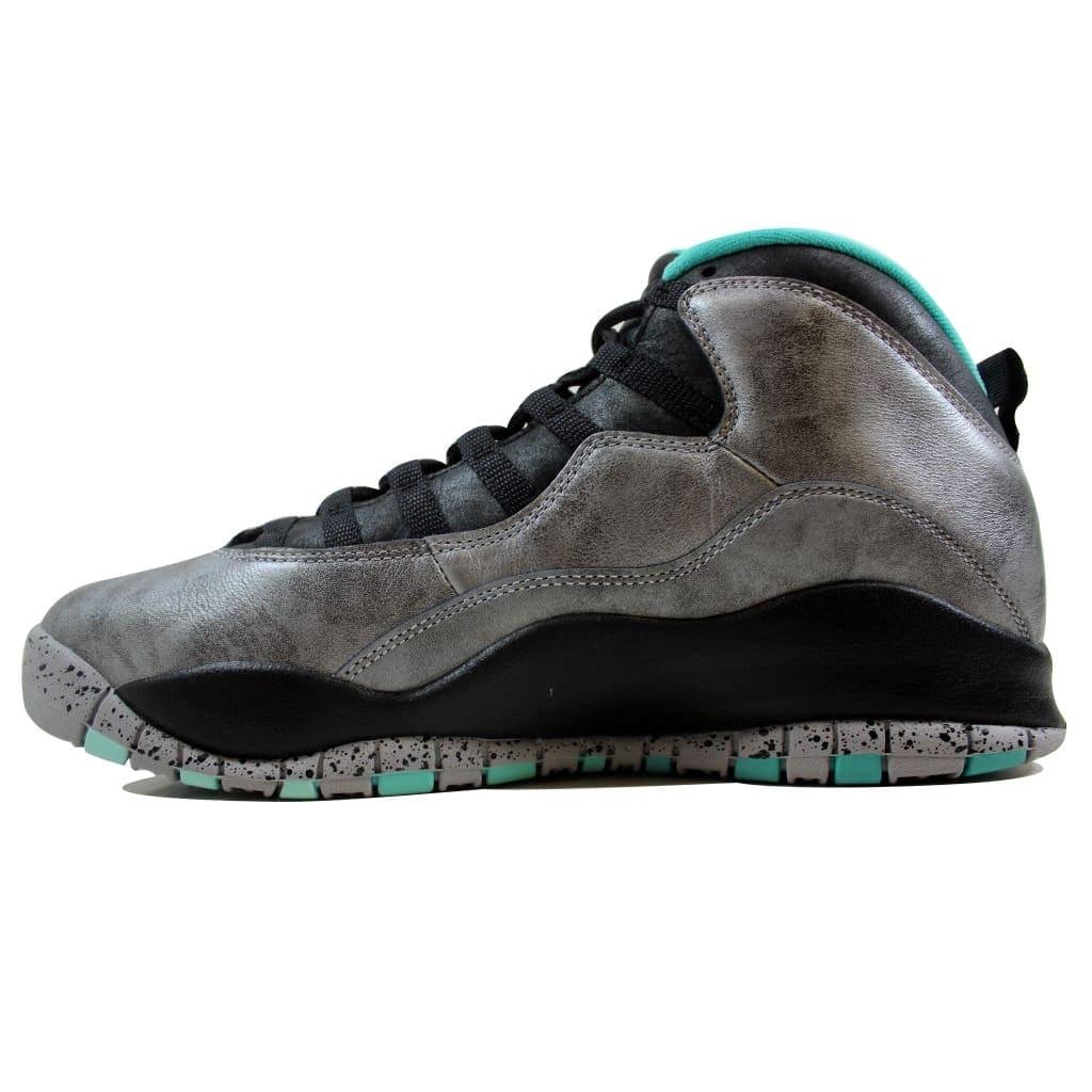 fb0a62828cedd Shop Nike Men s Air Jordan X 10 Retro 30th Dust Metallic Gold-Black-Retro  Lady Liberty 705175-045 - Free Shipping Today - Overstock - 24123011