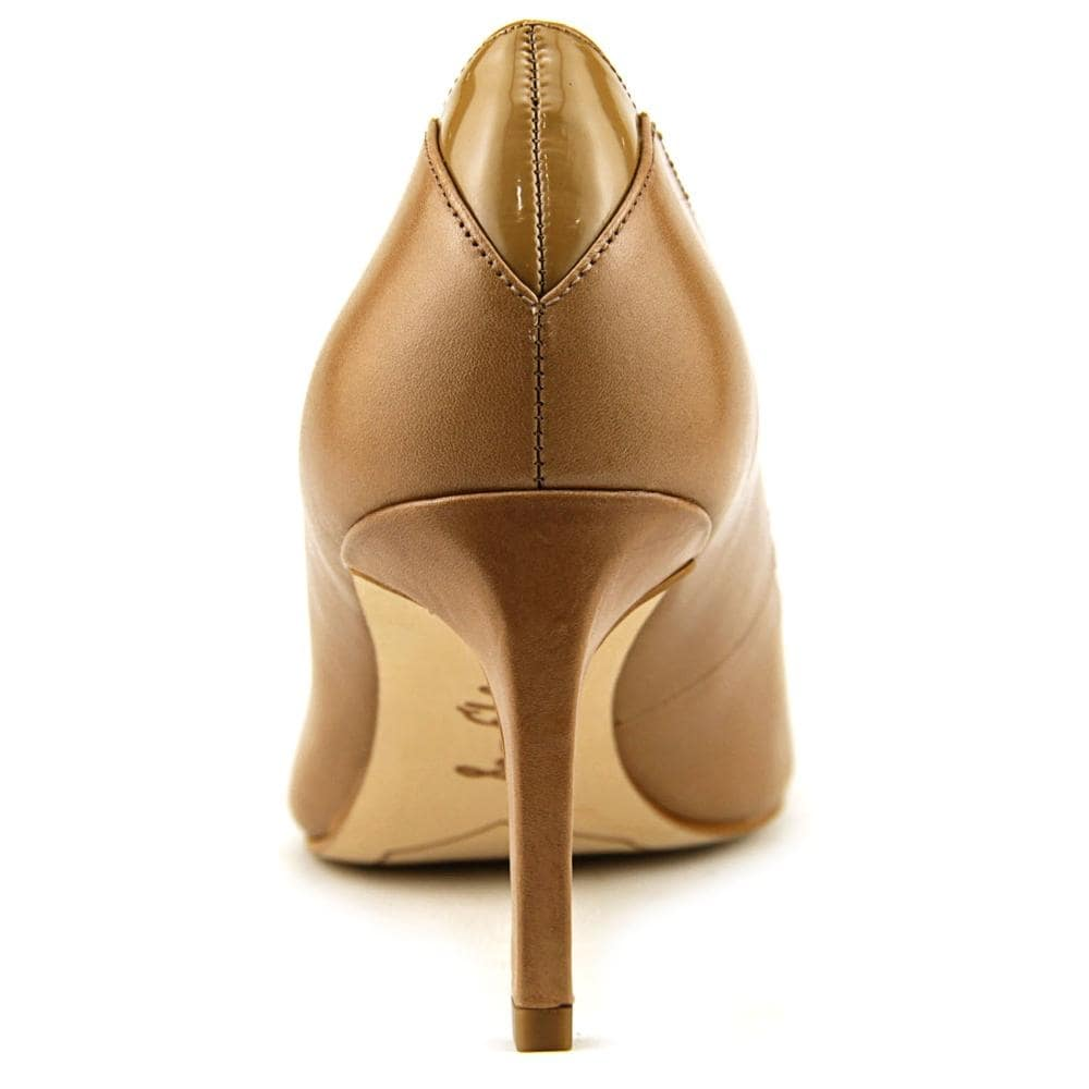 d3f34911f Shop Sam Edelman Orella Women Camel Pumps - Free Shipping On Orders Over   45 - Overstock - 14346497