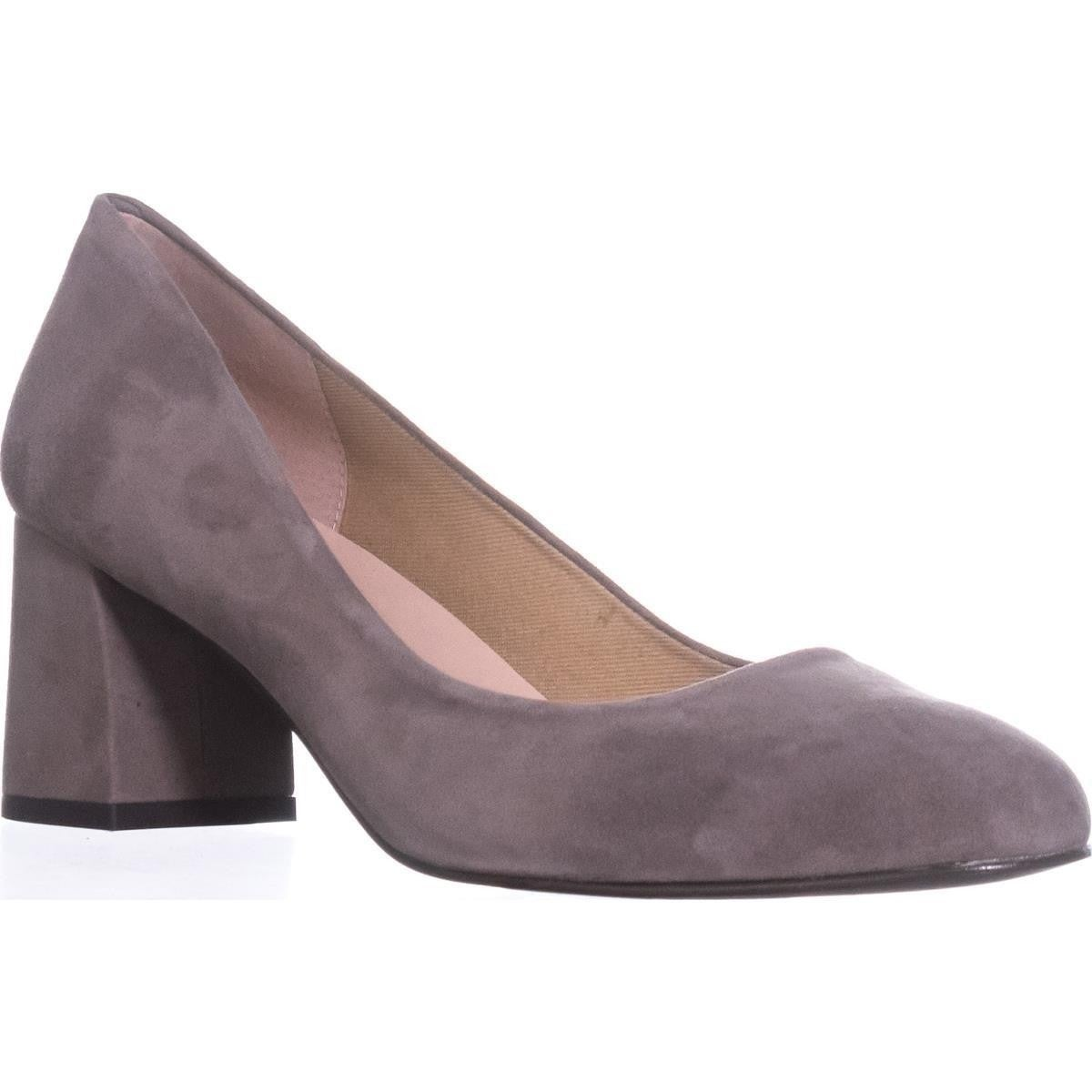 7bad2387396 Shop French Sole Womens TRANCE Suede Round Toe Classic Pumps - Free  Shipping Today - Overstock - 21479504