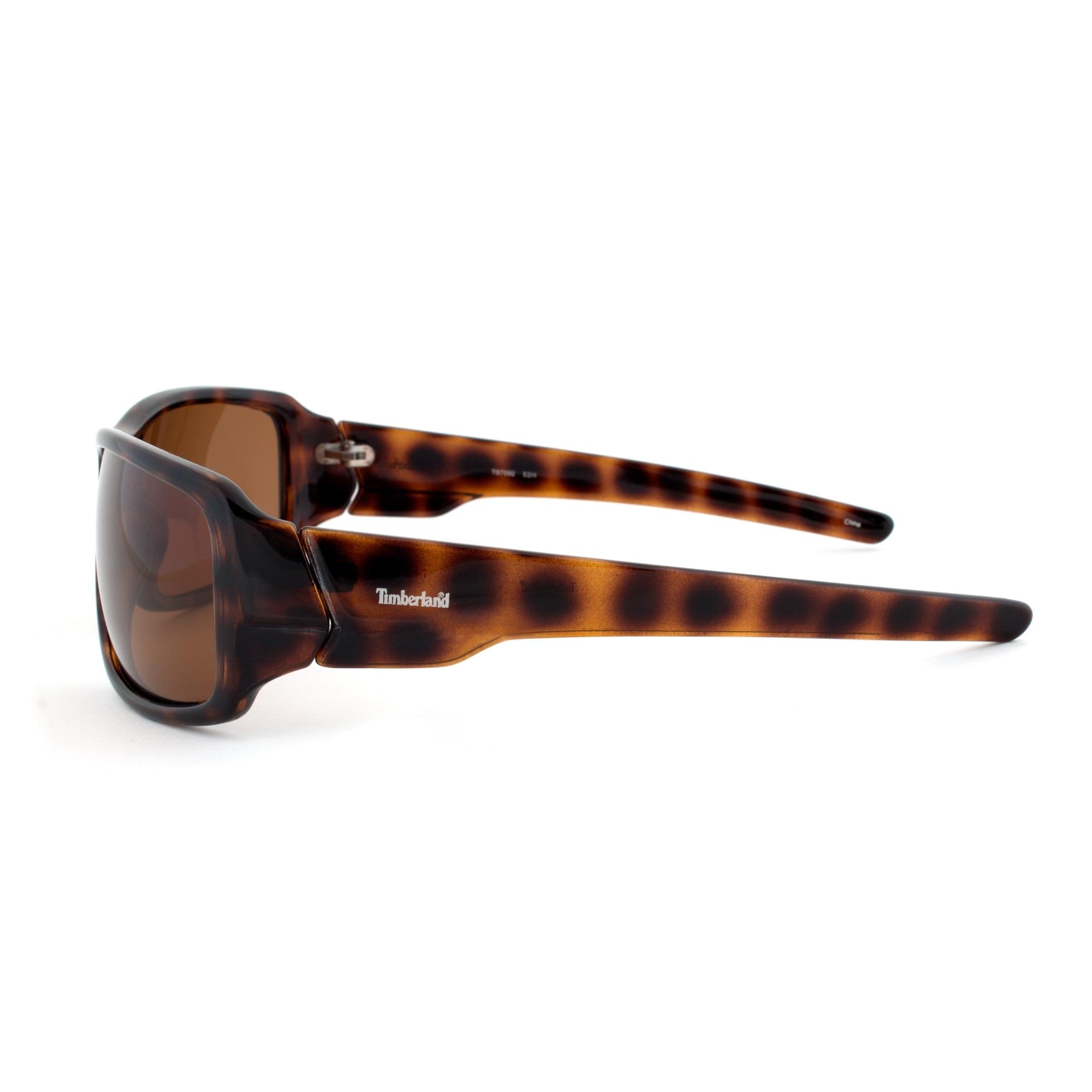 bb01497932b8 Shop Timberland TB7092 52H Rectangular Sunglasses - Free Shipping Today -  Overstock - 20760425