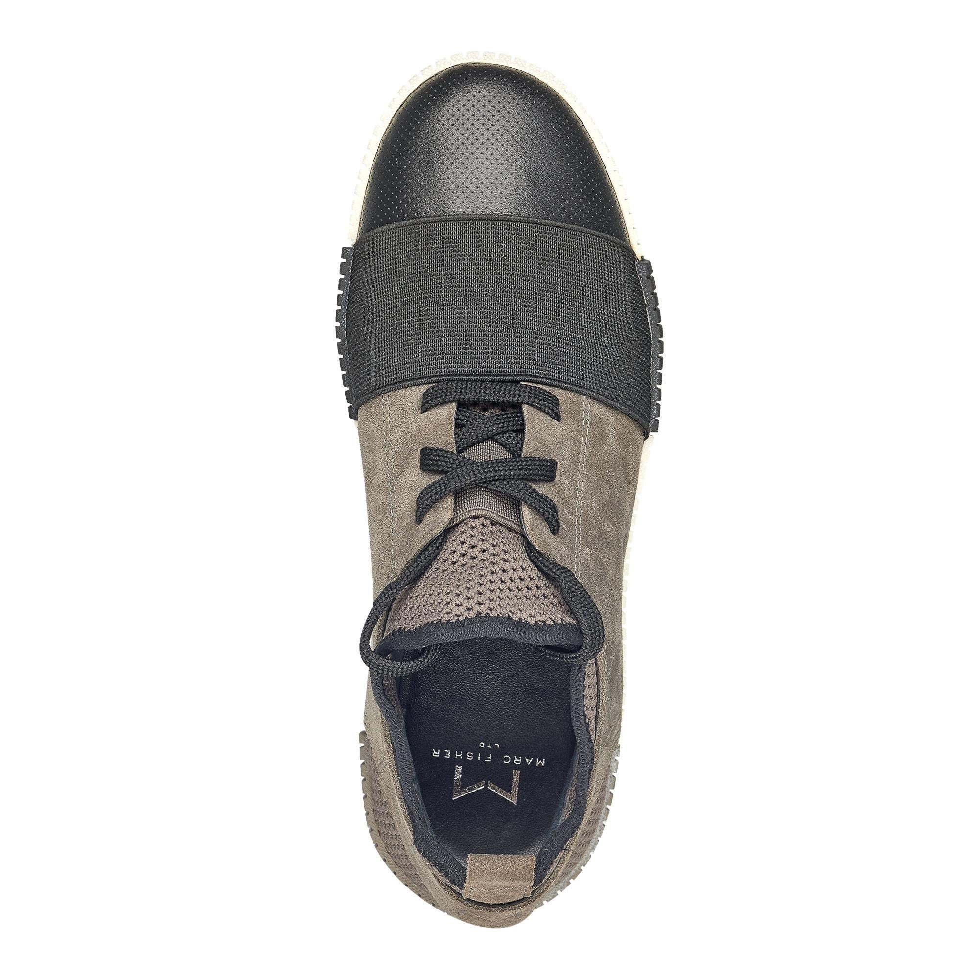 2be14554488 Shop Marc Fisher Womens Ryley Hight Top Lace Up Fashion Sneakers - Free  Shipping Today - Overstock - 19874071