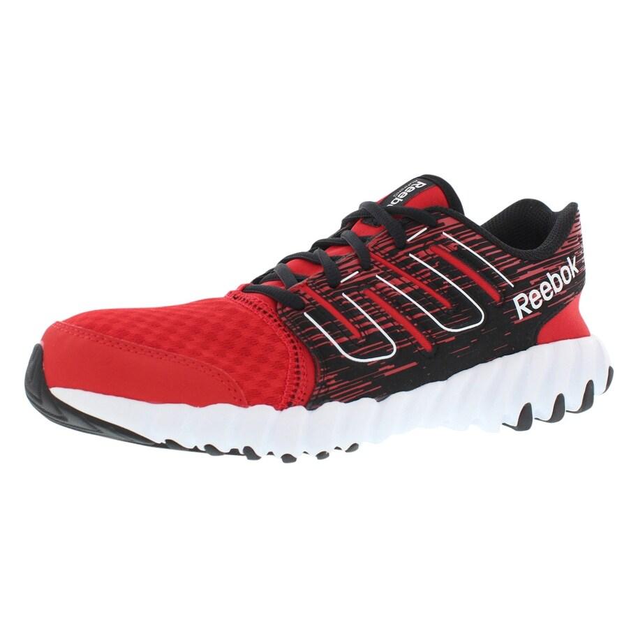 8d2ef246e4b0 Shop Reebok Twist Running Boy s Shoes - Free Shipping Today ...