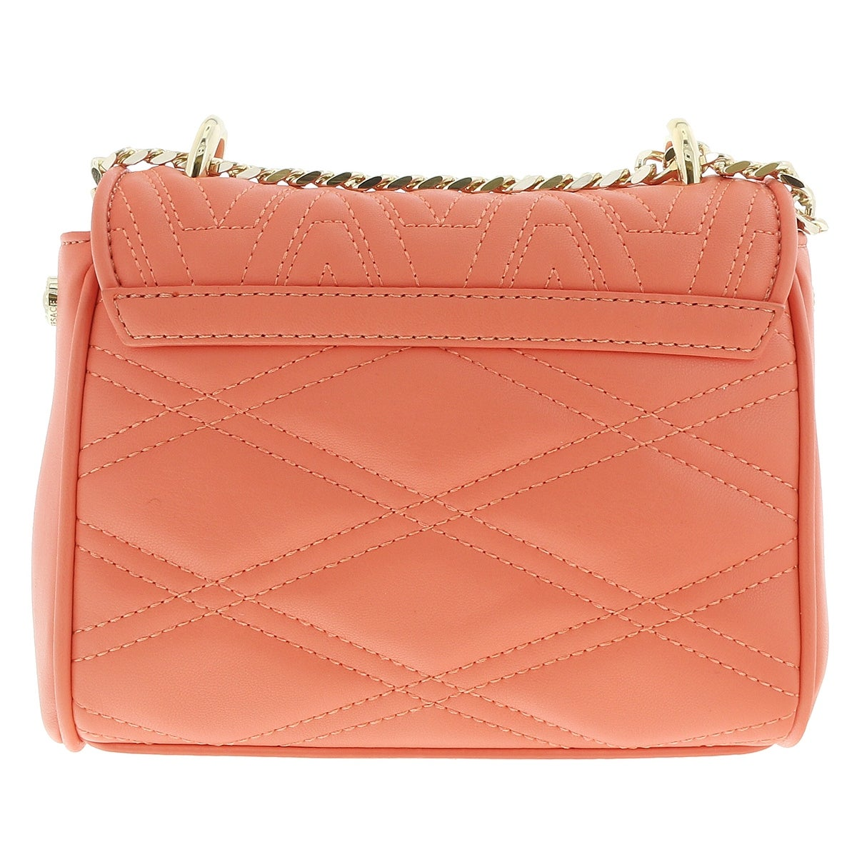 8e02043543 Shop Versace EE1VRBBY5 Coral Shoulder Bag - 8-6-4 - Free Shipping Today -  Overstock - 20223891