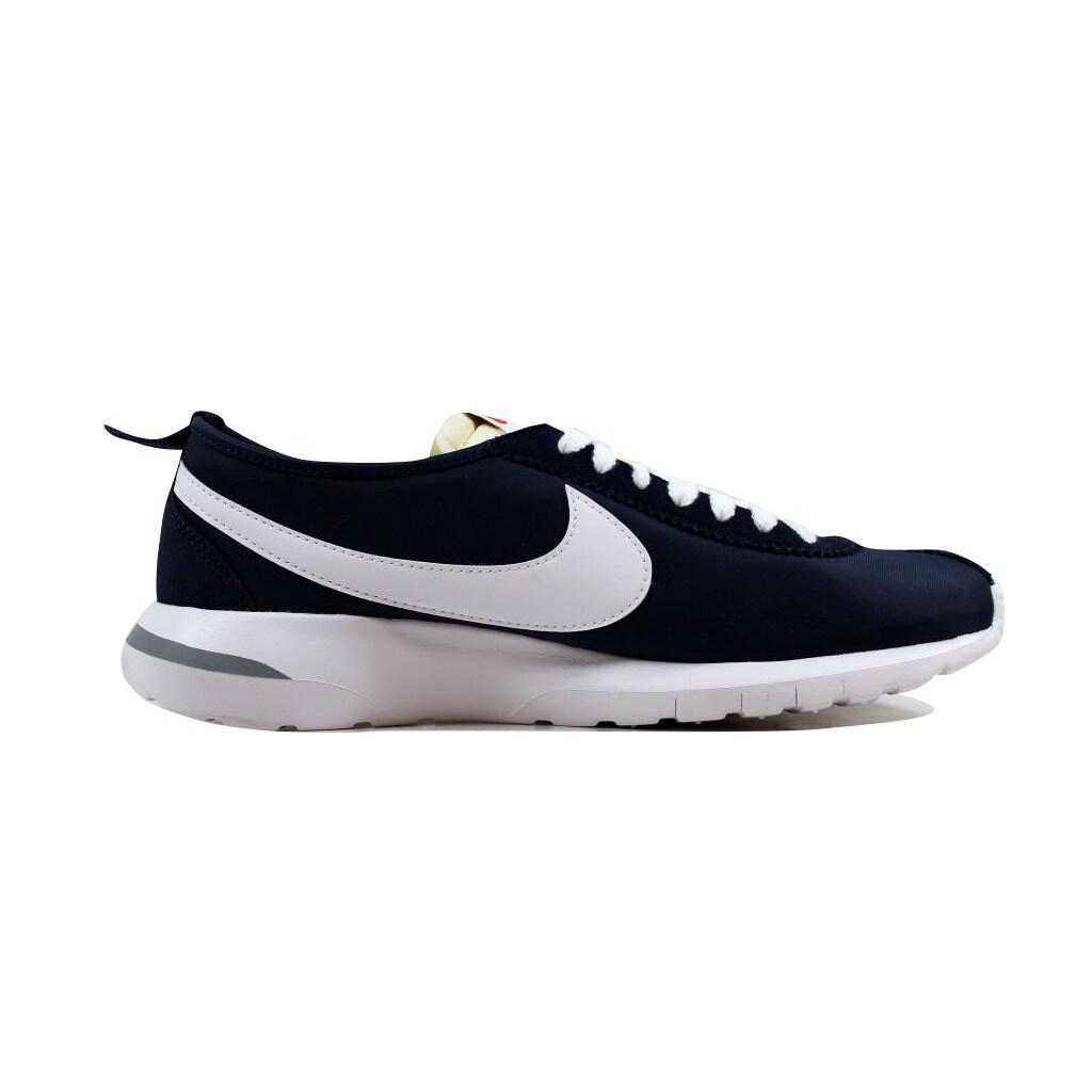 fe4871c7ea04 Shop Nike Men s Roshe Cortez NM QS Midnight Navy White 823298-411 - Free  Shipping Today - Overstock - 21893631
