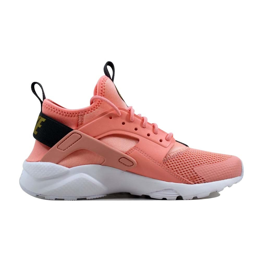 fe96bc659ba17 Shop Nike Grade-School Air Huarache Run Ultra Bleached Coral Metallic Gold  847568-600 Size 4Y - Free Shipping Today - Overstock - 22531294