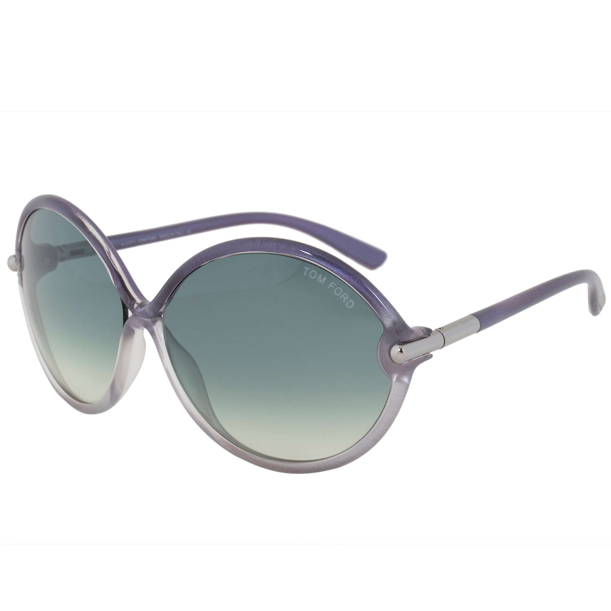 8224802a7f Shop Tom Ford Rita Unisex Oval Sunglasses FT0225 83B 63 - Free Shipping  Today - Overstock - 21408984