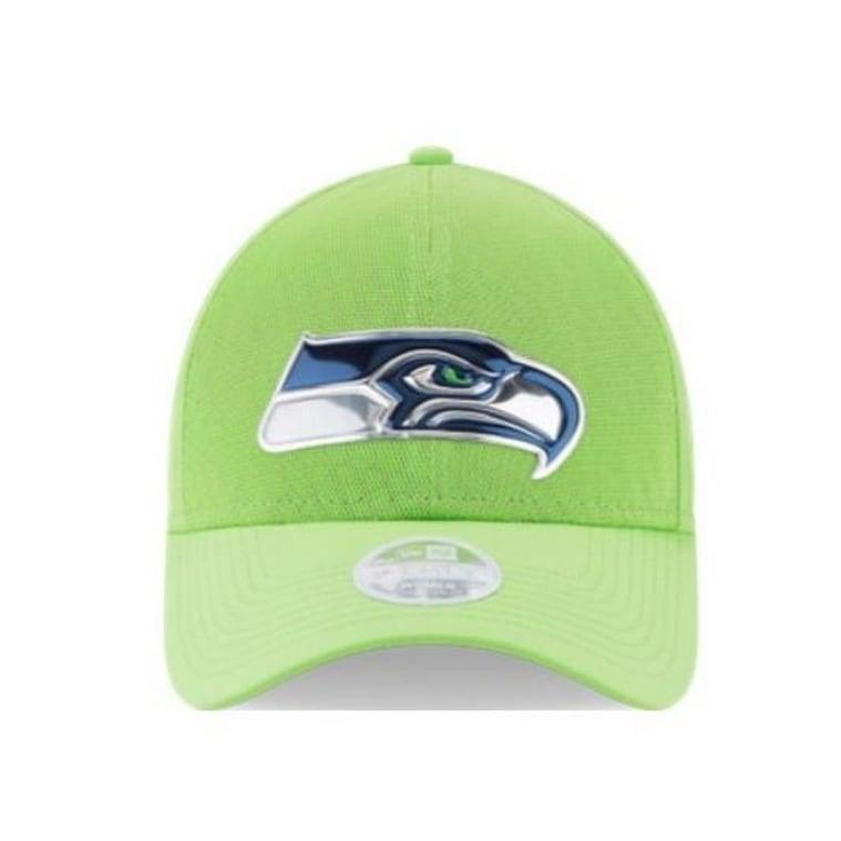 018b3ad3c5f660 ... spain shop new era seattle seahawks baseball cap hat nfl 2017 color rush  9forty 11460990 free ...