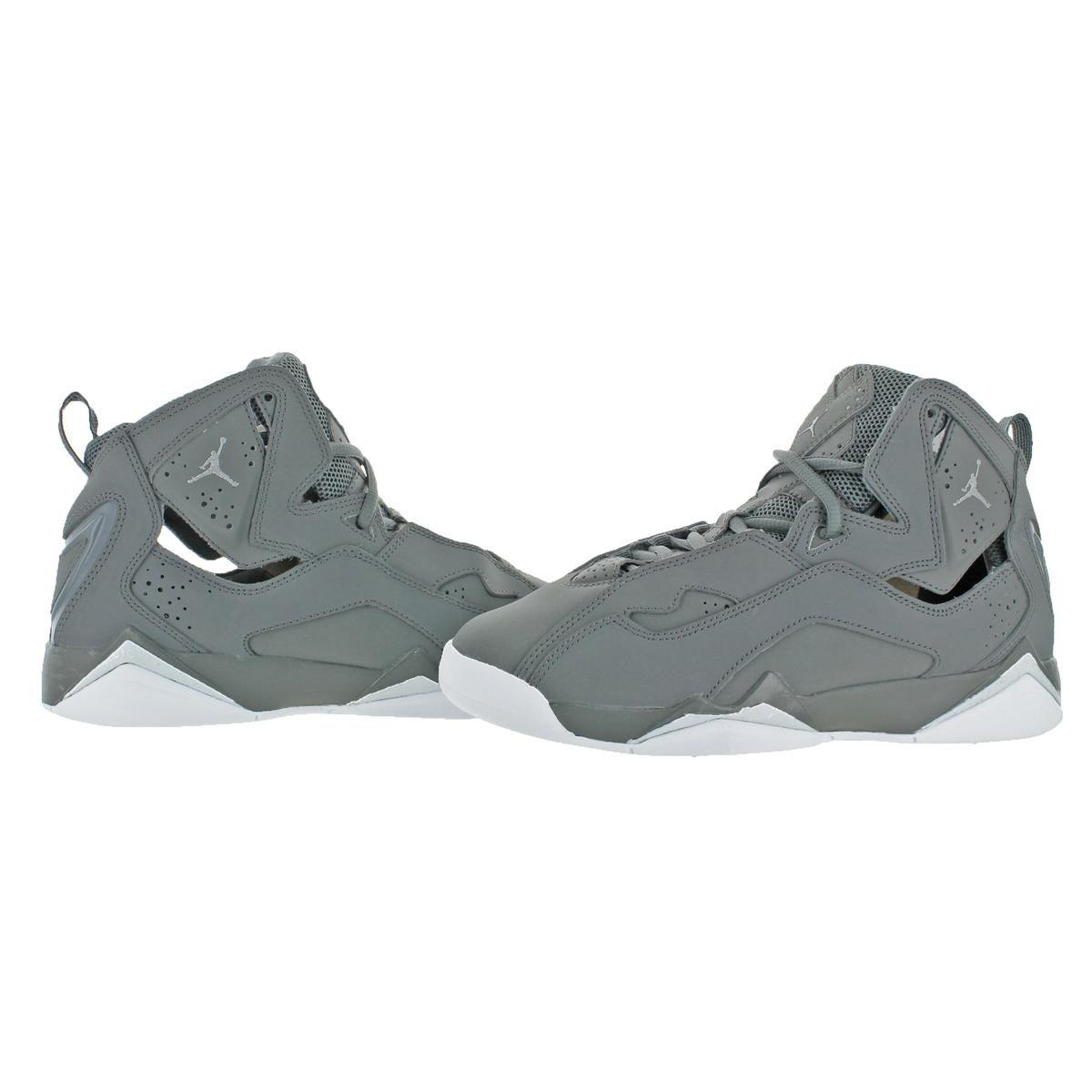 promo code e330c 2ed27 Shop Jordan Boys True Flight Basketball Shoes Big Kid Fashion - Free  Shipping Today - Overstock - 22119669