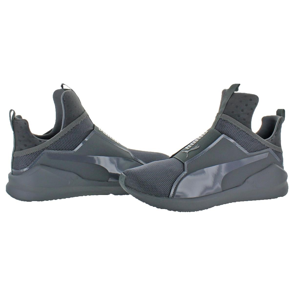 216e2571e76 Shop Puma Mens Fierce Core Mono Trainers Lifestyle Athleisure - Free  Shipping Today - Overstock - 23446784