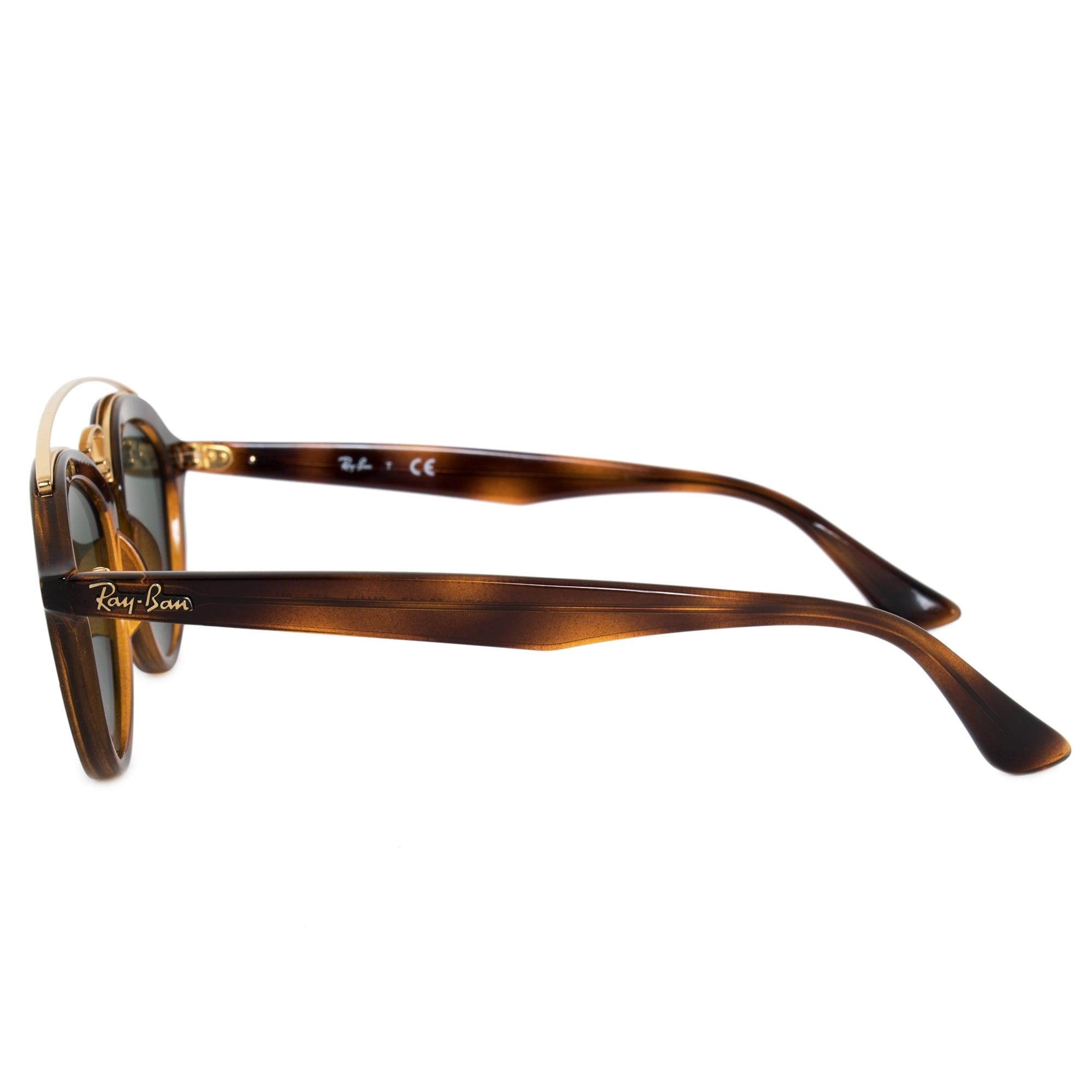 f4a97cefae Shop Ray-Ban Round Sunglasses RB4257 71071 50 - On Sale - Free Shipping  Today - Overstock - 21408975
