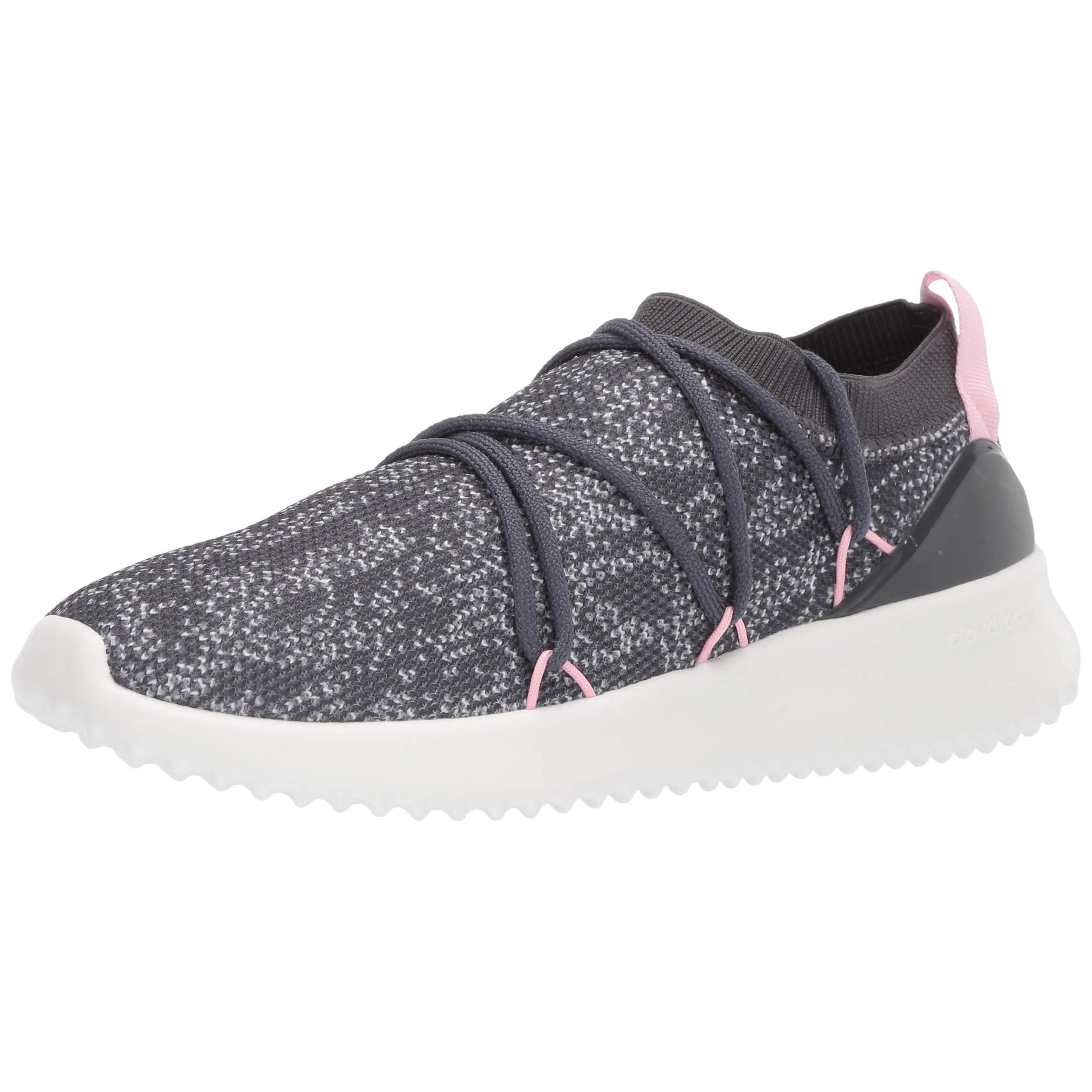 new product 14881 0527e Shop Adidas Women s Ultimafusion, Grey Cloud White True Pink - Free  Shipping Today - Overstock - 27124971