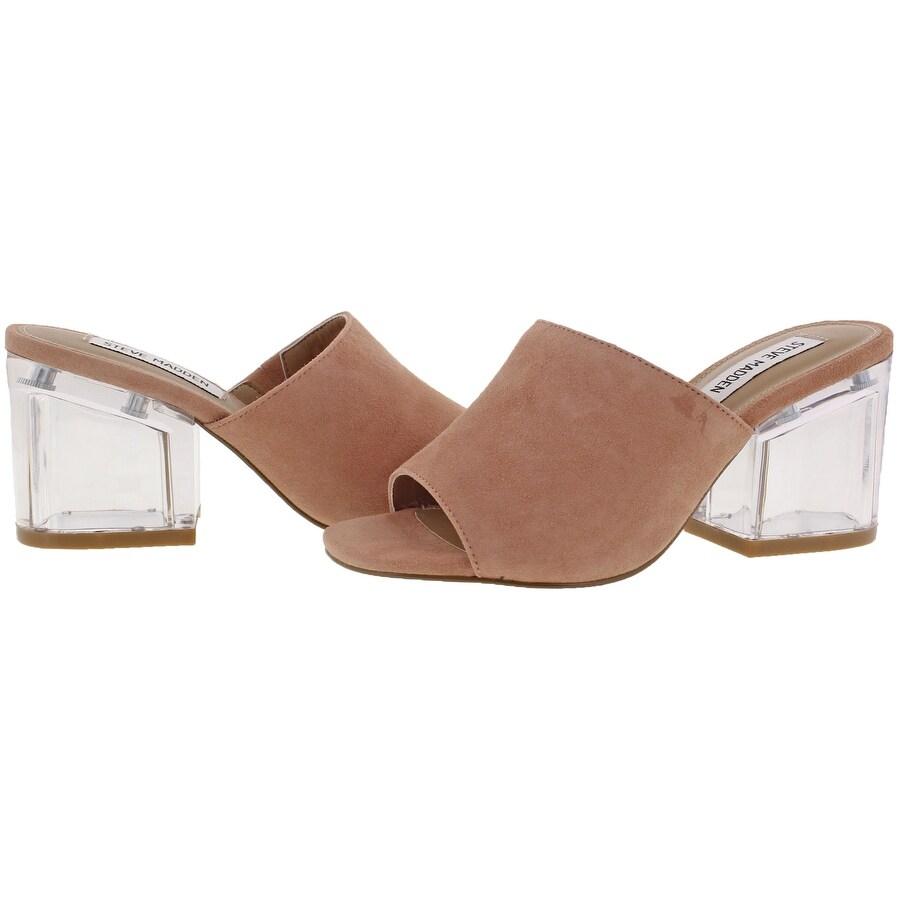 ff517eec012 Shop Steve Madden Dalis Women s Block-Heel Dress Sandals - Free Shipping On  Orders Over  45 - Overstock - 19240519