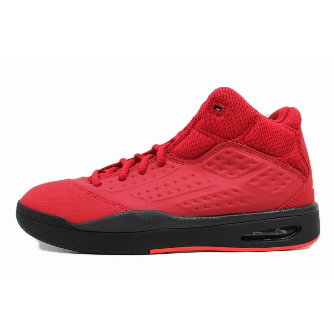 6bab19bb760fb6 Shop Nike Men s Air Jordan New School Gym Red Infrared 23-Black 768901-623  Size 11.5 - Free Shipping Today - Overstock - 20129453