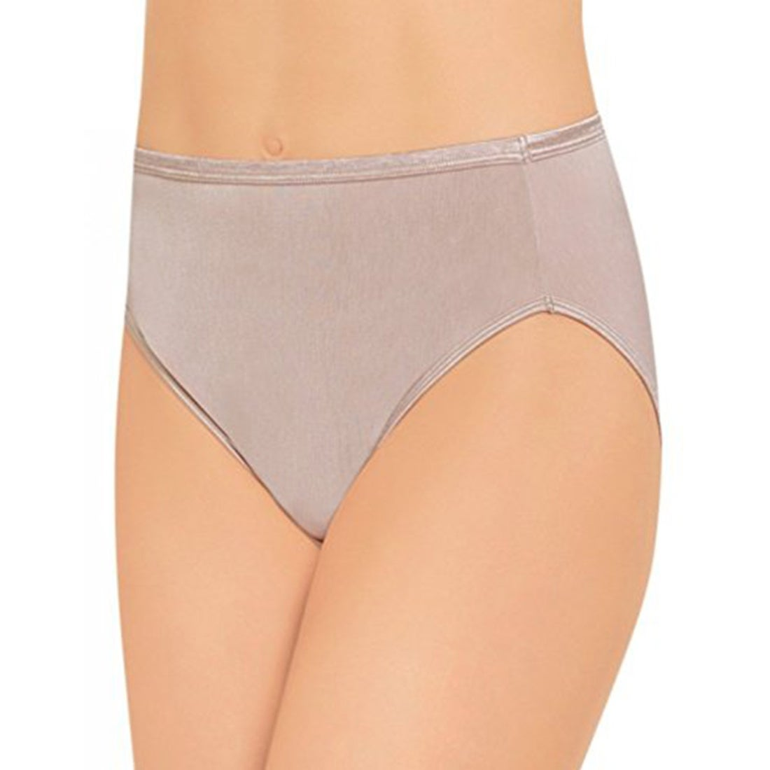 fd91acd33cf8df Shop Vanity Fair Women's illumination Hi Cut Panty 13108 - Free Shipping On  Orders Over $45 - Overstock - 20879171