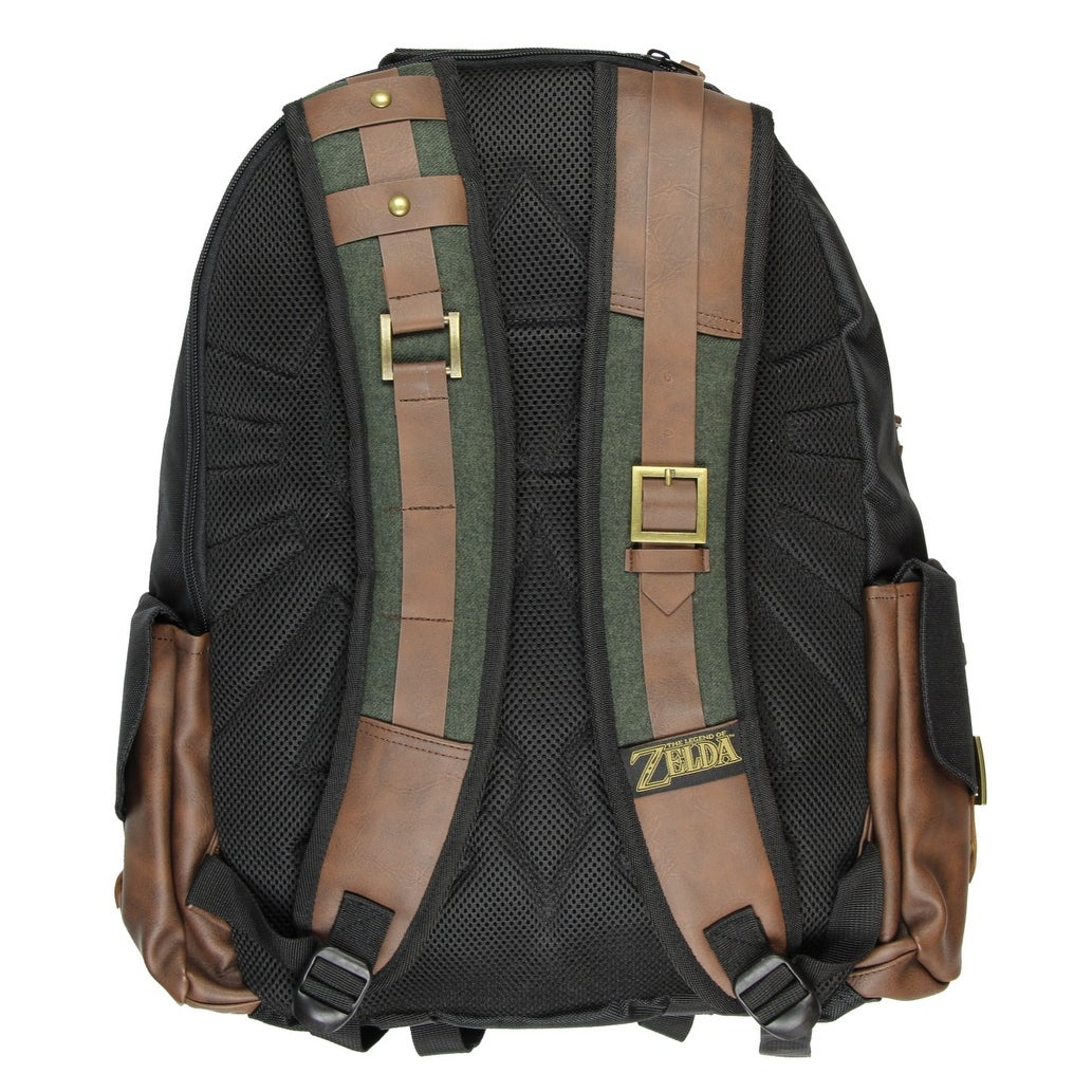 Shop Legend of Zelda Link Medieval Backpack - Free Shipping Today -  Overstock - 17184407 a4191db24724a