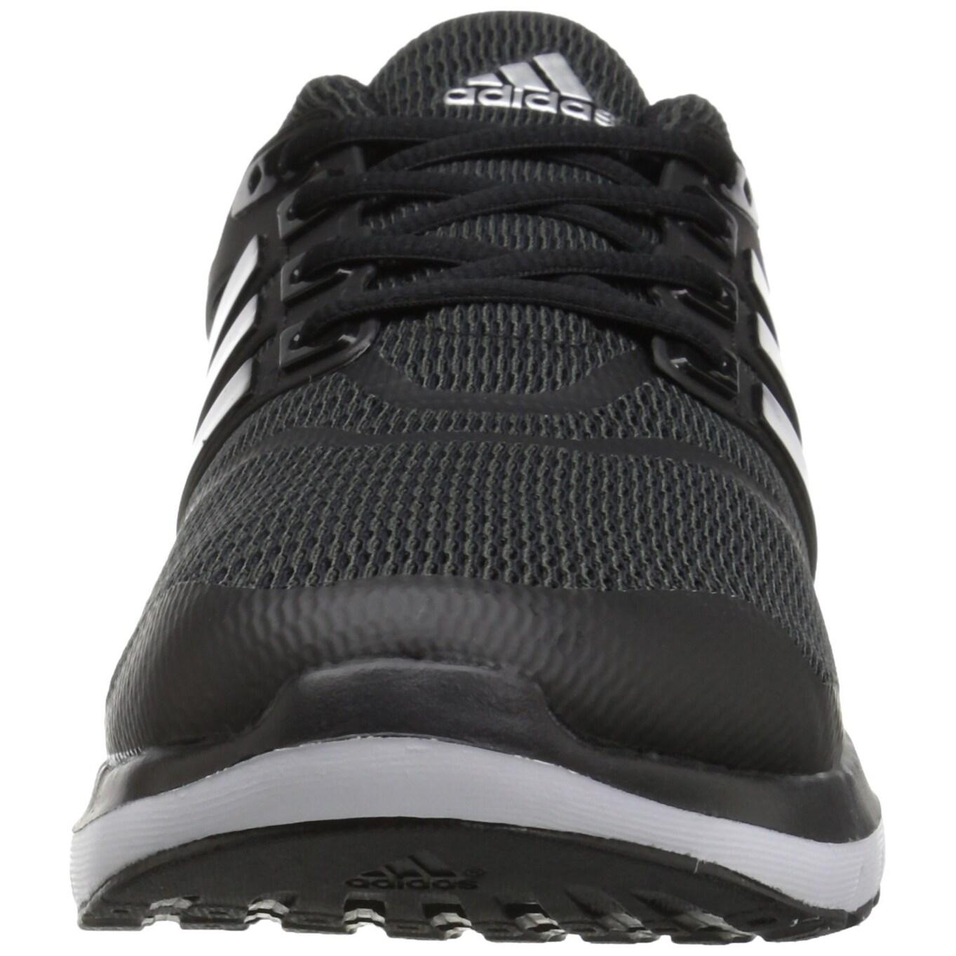 pretty nice c096a 94094 Shop Adidas Performance Womens Energy Cloud V Running Shoe, BlackBlackDark  Grey Heather - blackblackdark grey heather - Free Shipping Today -  Overstock ...