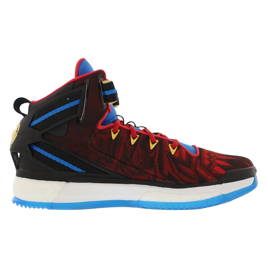 quality design a079c 197f2 Shop Adidas D Rose 6 Basketball Gradeschool Kids Shoes - 7 Big Kid M -  Free Shipping Today - Overstock - 22124630