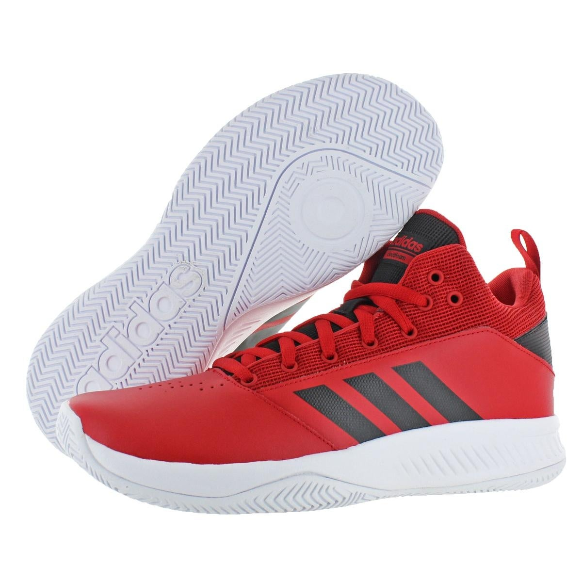 671e3e8a96b Shop Adidas Mens CF Ilation 2.0 Basketball Shoes Sport Performance ...