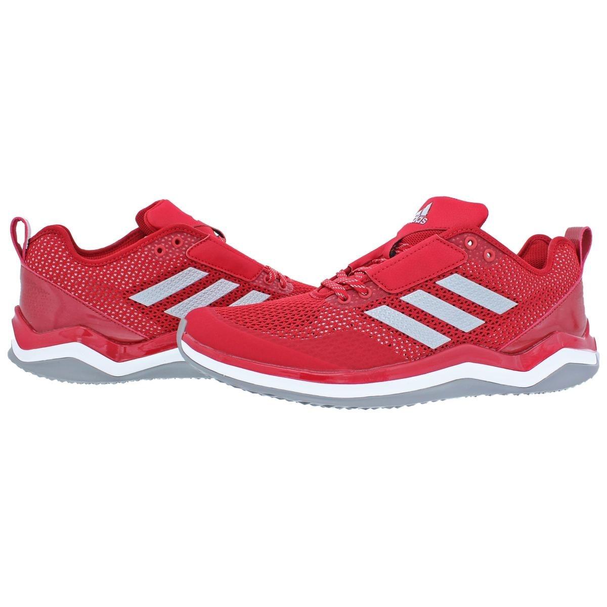 Shop Adidas Mens Speed Trainer 3.0 Baseball Shoes IRONSKIN Turf ... aa8ae71327a