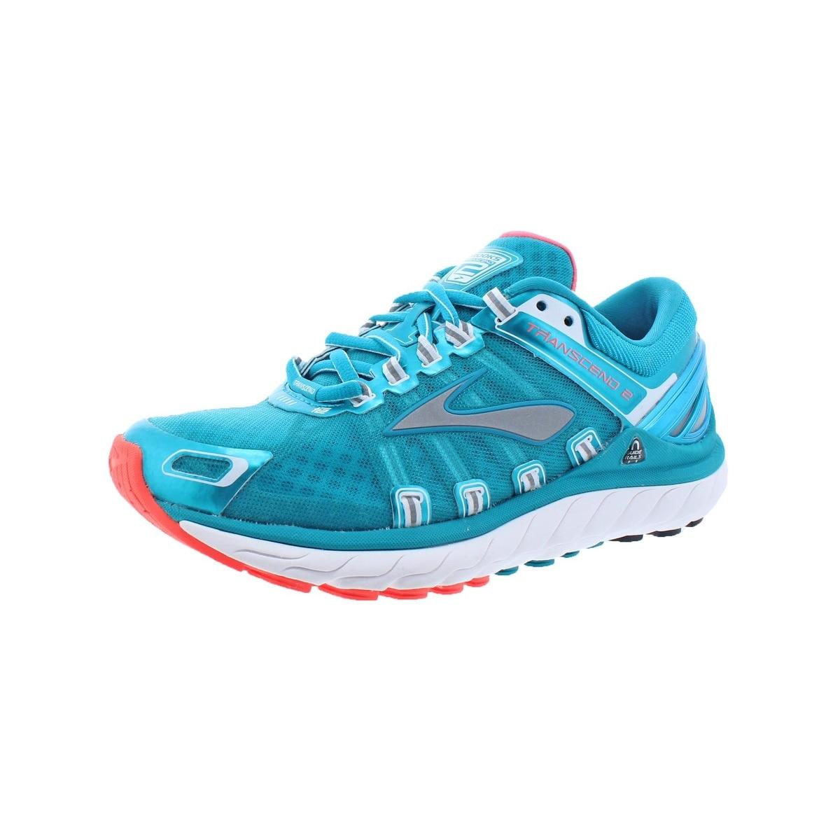 3d10f18fc0db Shop Brooks Womens Transcend 2 Running Shoes Super DNA Training ...