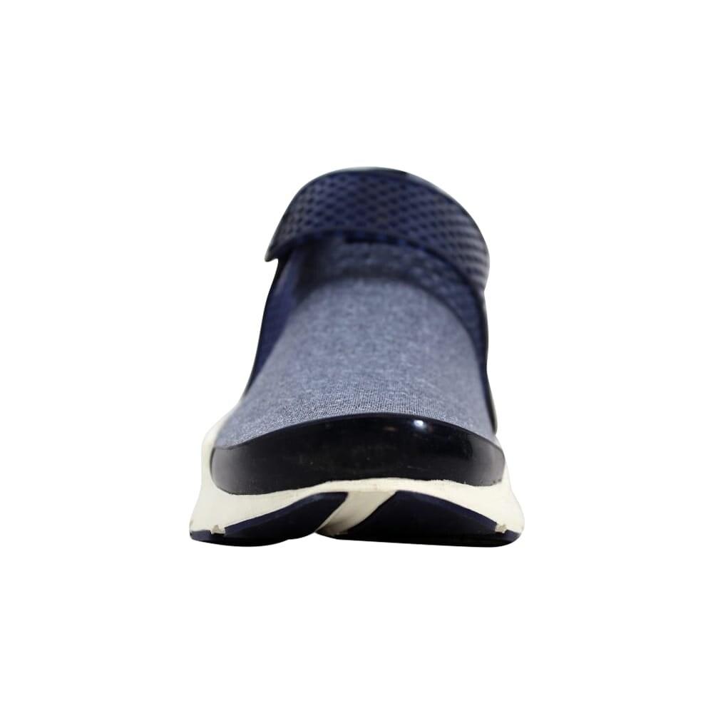 pretty nice a8893 688c7 Shop Nike Sock Dart SE Midnight Navy Golden Beige Women s 862412-400 Size 6  Medium - On Sale - Free Shipping Today - Overstock - 27339306