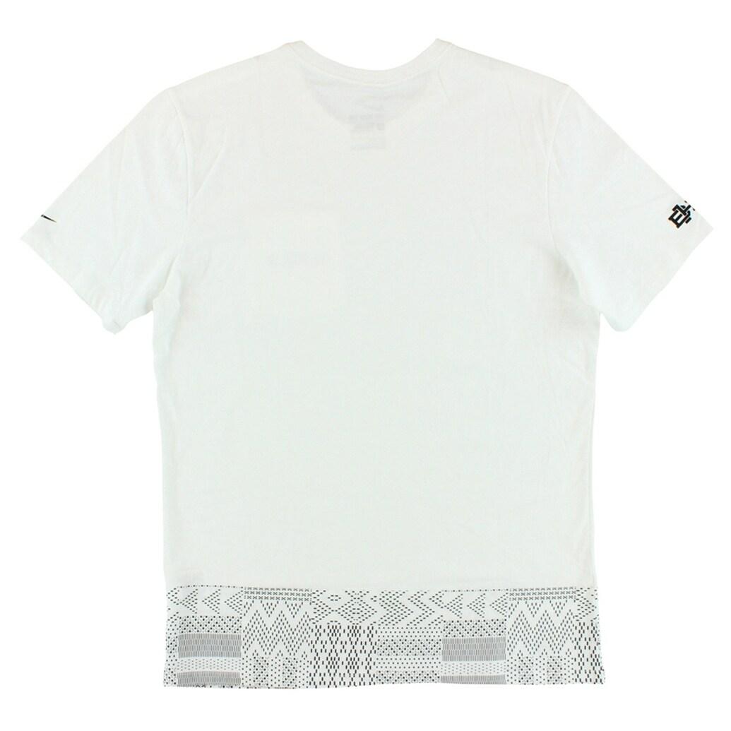 81ed860e Shop Nike Mens LeBron James BHM T Shirt White - White/Black - XL - Free  Shipping On Orders Over $45 - Overstock - 22613500