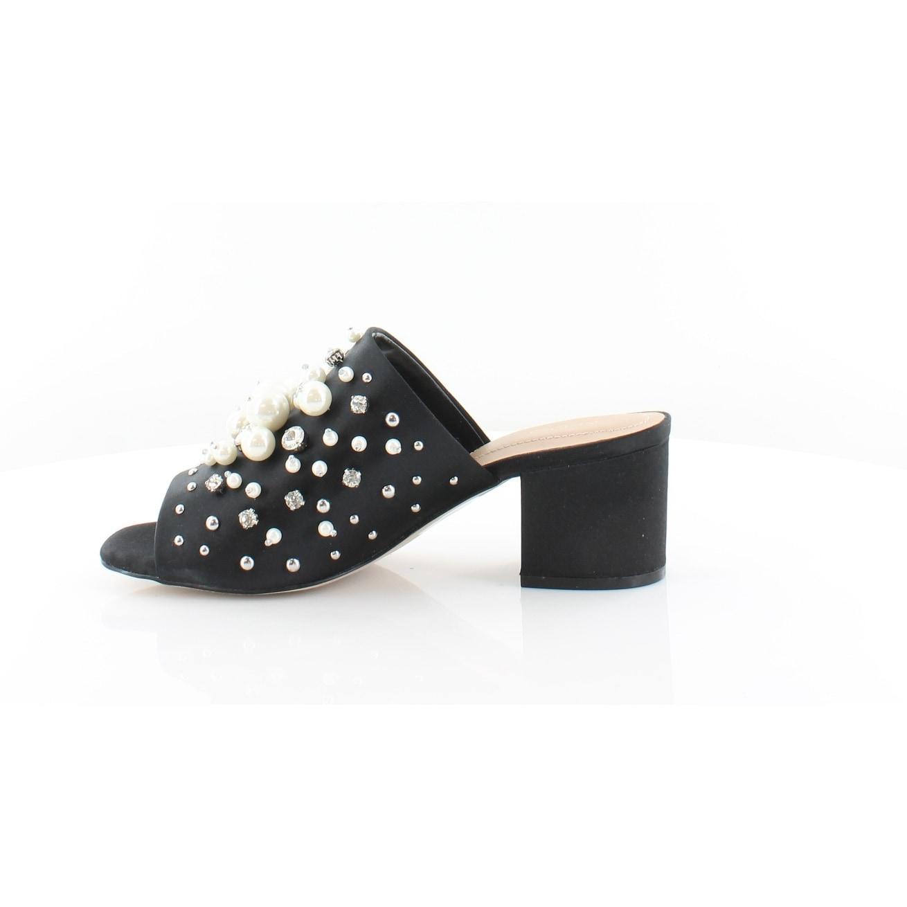 Shop Aldo Pearls Women s Sandals   Flip Flops Black - Free Shipping Today -  Overstock - 21551284