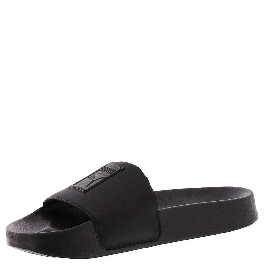 7e80cd34f909 Shop Puma Leadcat Satin Women s Sandal 7.5 B(M) Us Black-Black - Free  Shipping Today - Overstock.com - 24264807