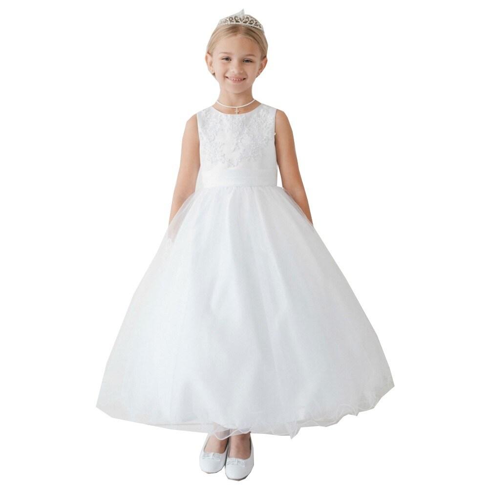 Flower Girl Dresses Plus Size