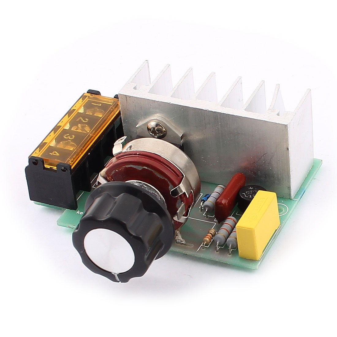 Ac220v 4000w Scr Motor Speed Controller Voltage Regulator Module Ac Picture Control Of Using Modulation Free Shipping On Orders Over 45 Overstock 24582434