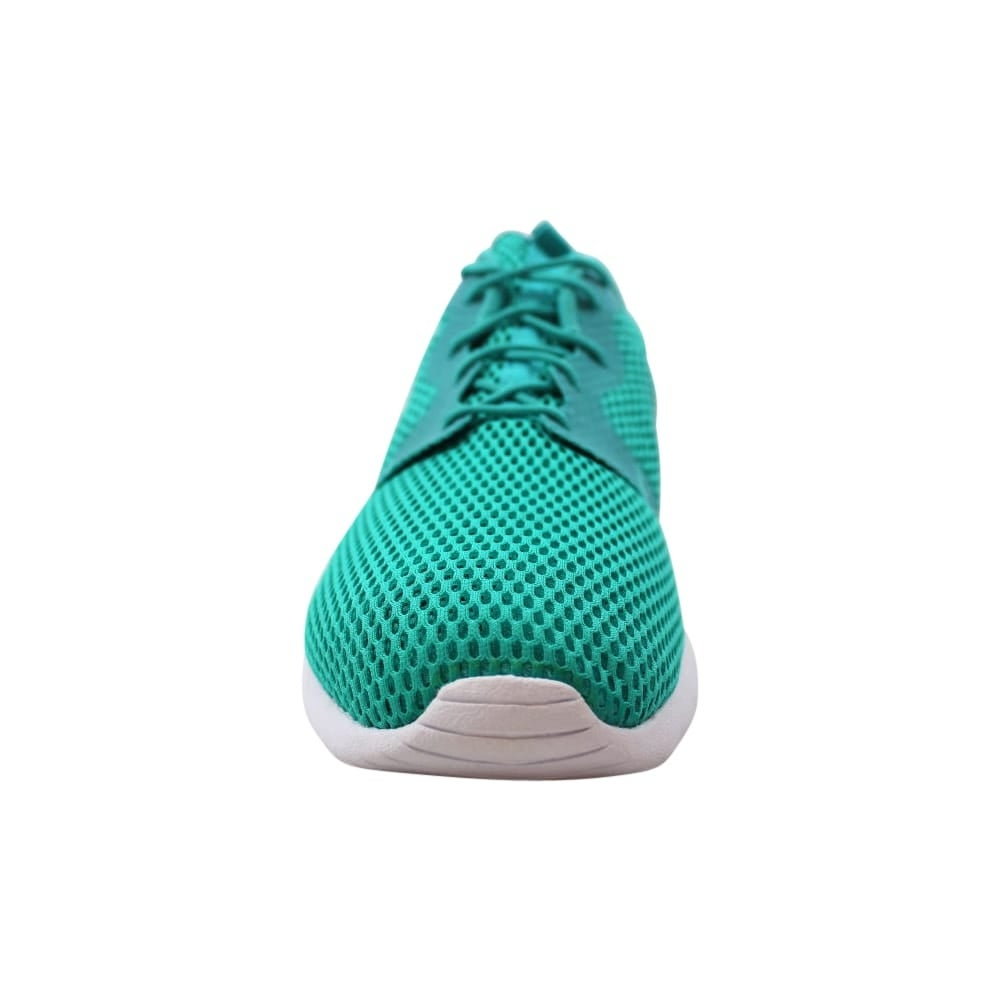 ff0211cf679b Shop Nike Roshe One HYP BR Clear Jade Clear Jade-White 833125-300 Men s -  On Sale - Free Shipping Today - Overstock - 20129785