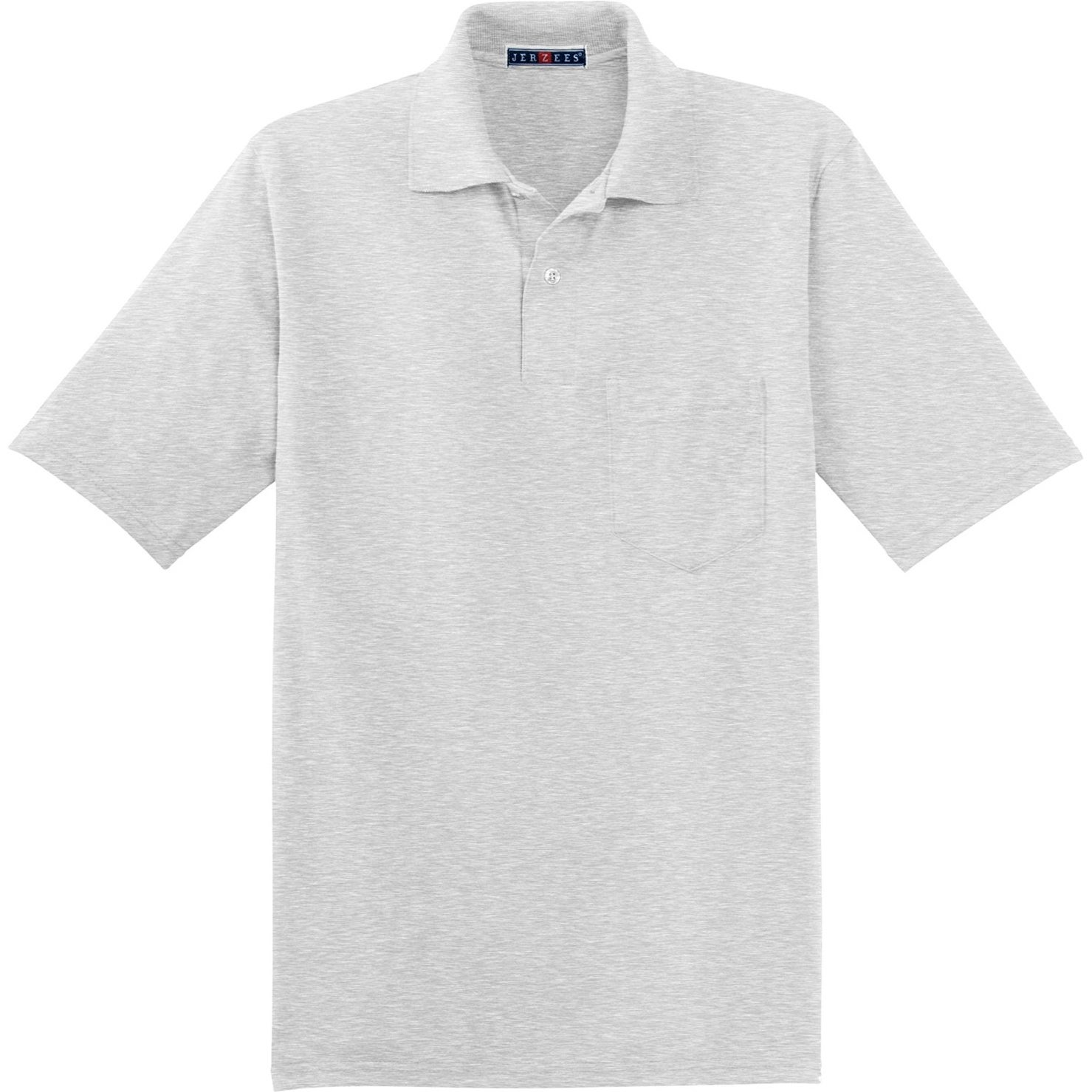 85f8e22ae70 Shop Jerzees 50/50 Pocket Sport Shirt with SpotShield, Oxford 2XL - Free  Shipping On Orders Over $45 - Overstock.com - 22809542