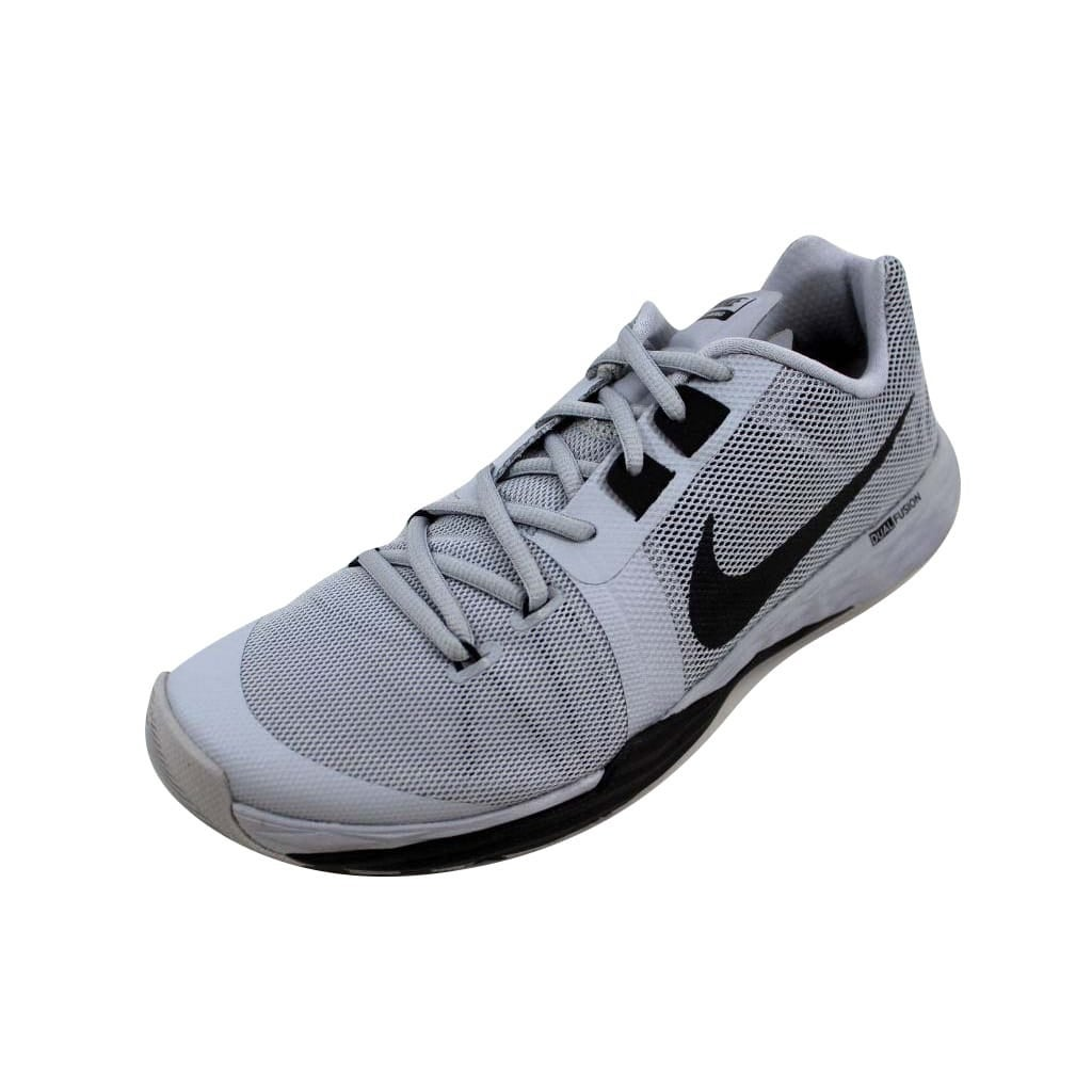 save off bc364 2d438 Shop Nike Train Prime Iron DF Wolf Grey Black-White 832219-003 Men s - On  Sale - Free Shipping Today - Overstock - 22340440