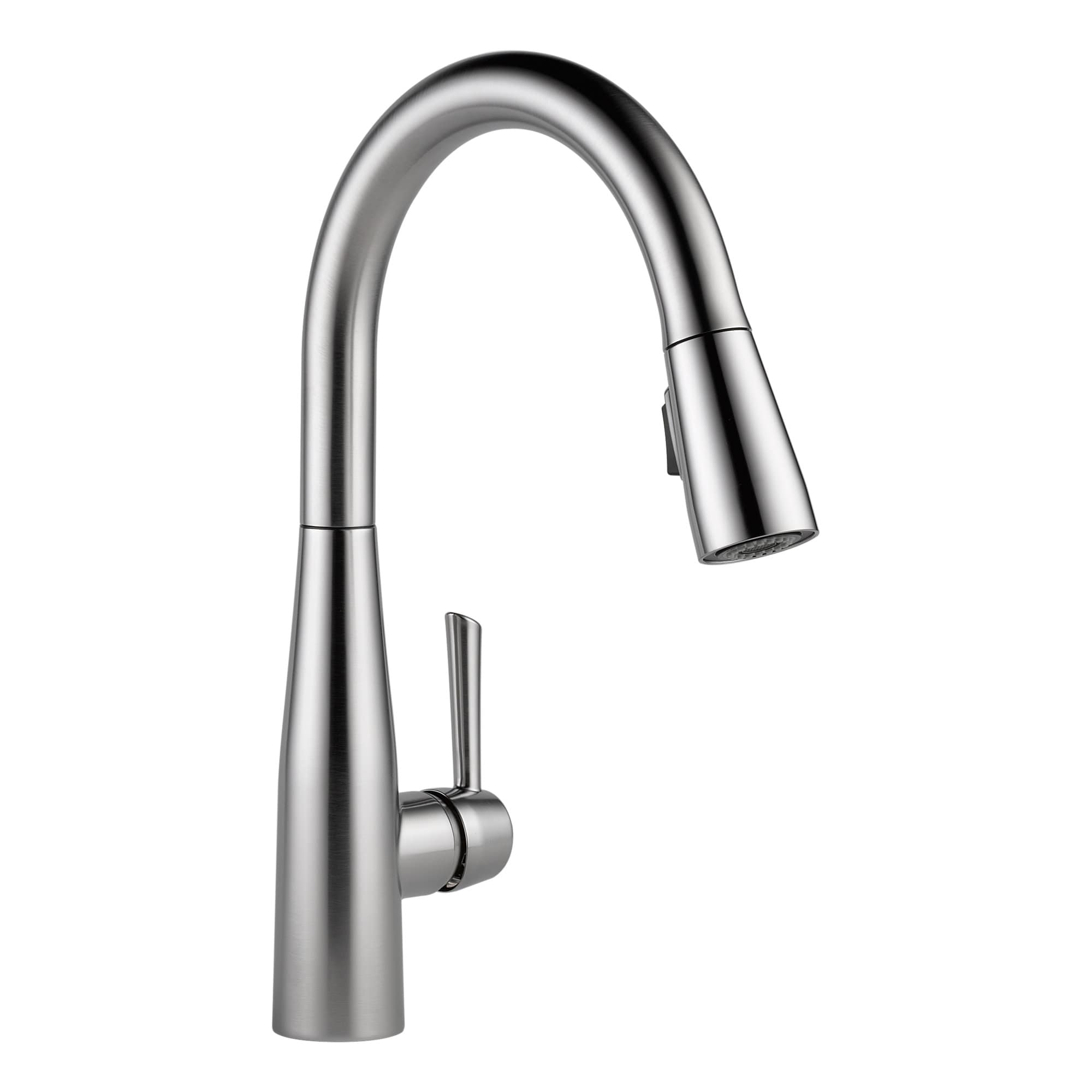 Shop Delta 9113 Dst Essa Pull Down Kitchen Faucet With Magnetic