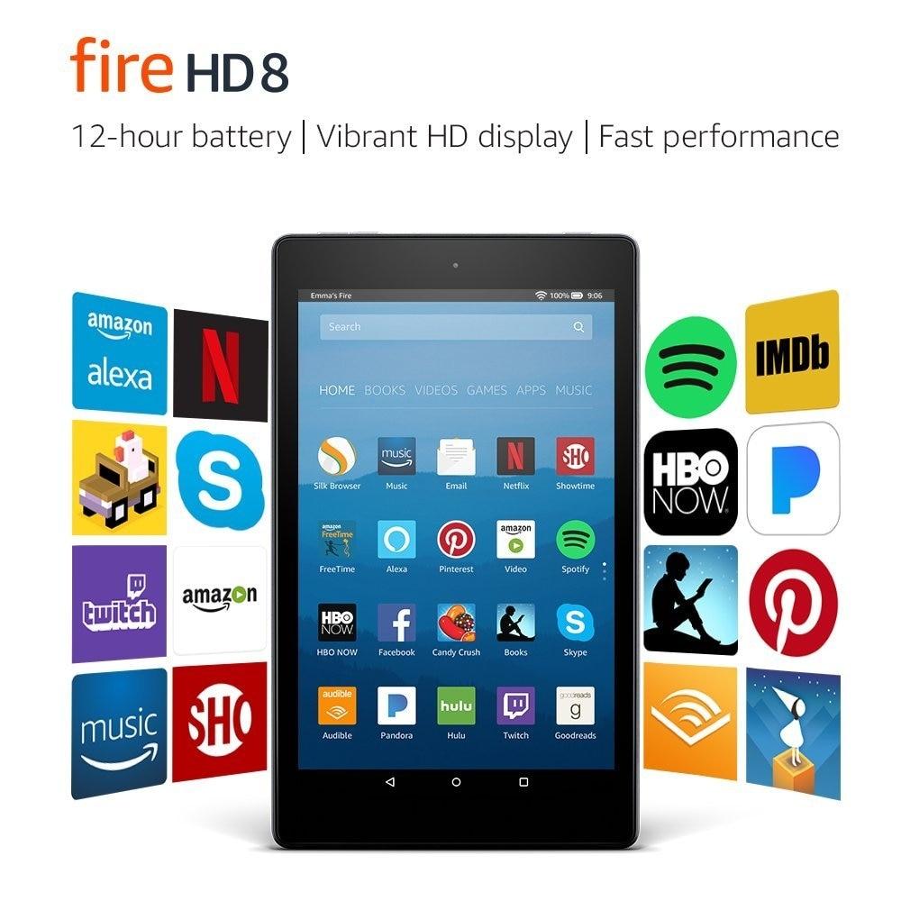 695abd93b8899d Amazon Fire HD 8 Tablet with Alexa, 8