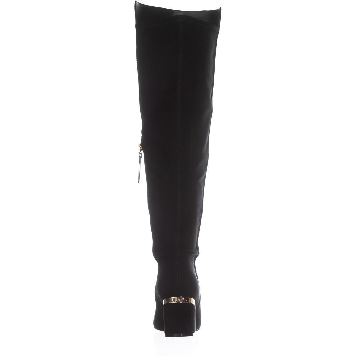 23f693078d6 Shop DKNY Cora Wide Calf Knee High Boots