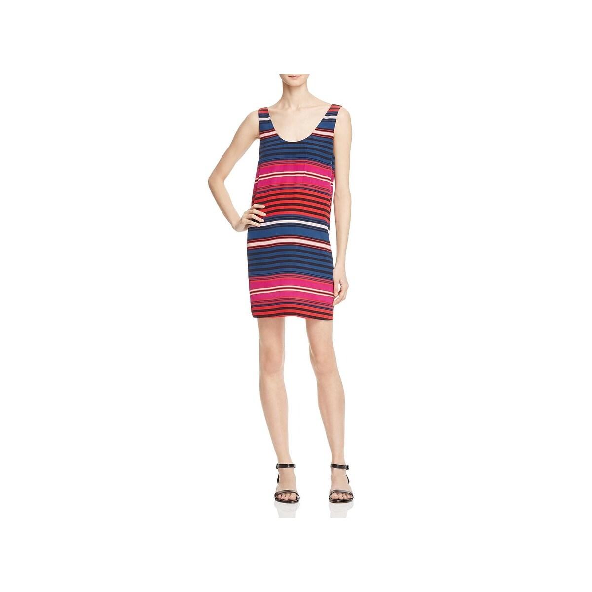 e90c9992c187e8 Shop Joie Womens Dawna Tank Dress Silk Party - Free Shipping Today -  Overstock - 23033651