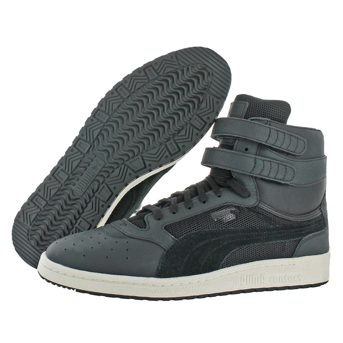 Looks - Shoes Puma for men high top black video