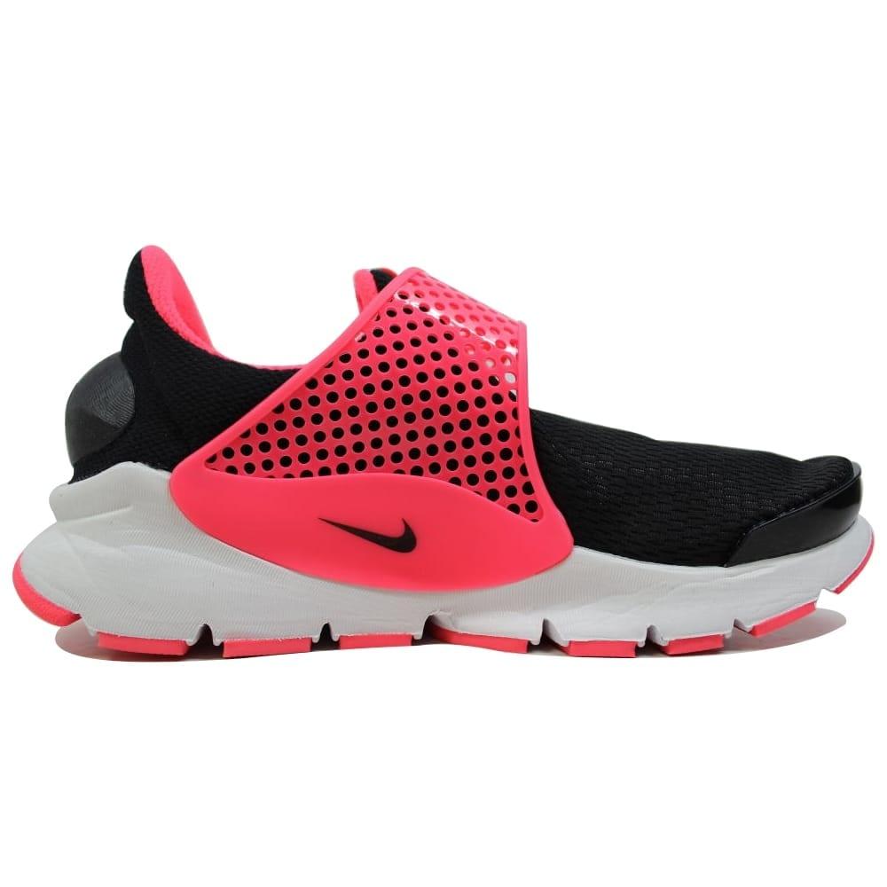 low priced 58ff5 417c7 Nike Grade-School Sock Dart Black/Racer Pink 904277-002