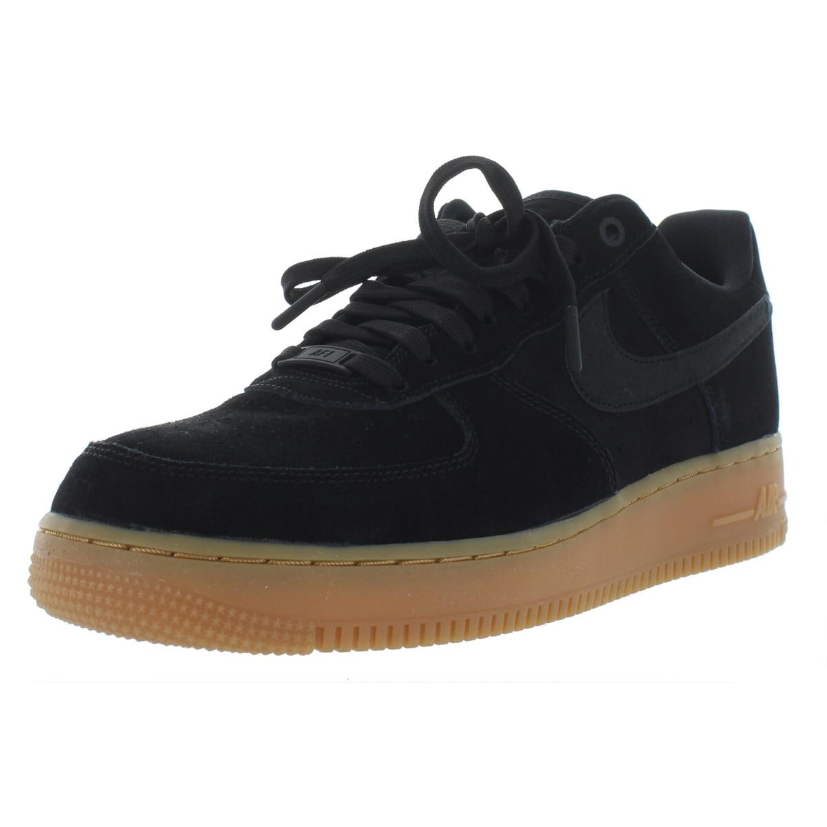 quality design 67edc b46ff Shop Nike Mens Air Force 1 07 Athletic Shoes Suede Low Top - Free Shipping  Today - Overstock - 27798549