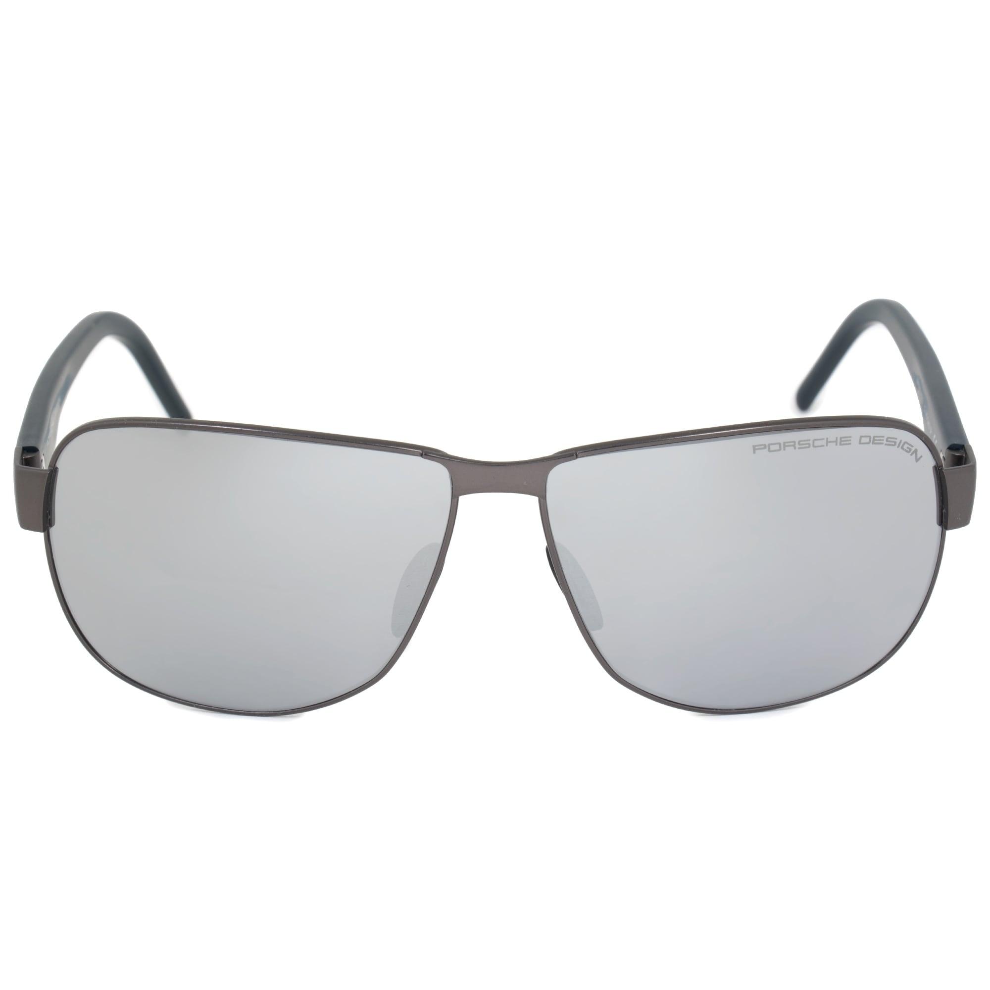 921d353fb834 Shop Porsche Design Design P8633 C 61 Aviator Sunglasses for Men ...