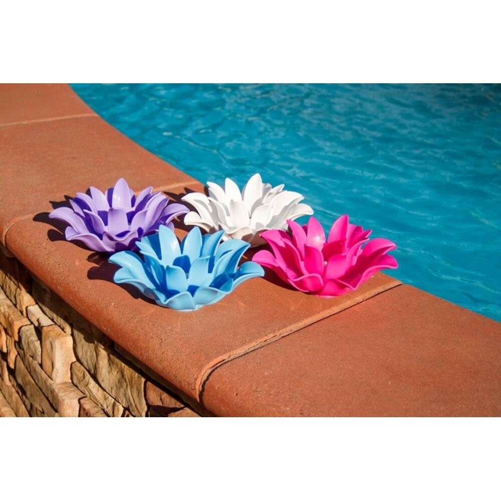 Floating Lotus Flower Candle Holders Flowers Healthy